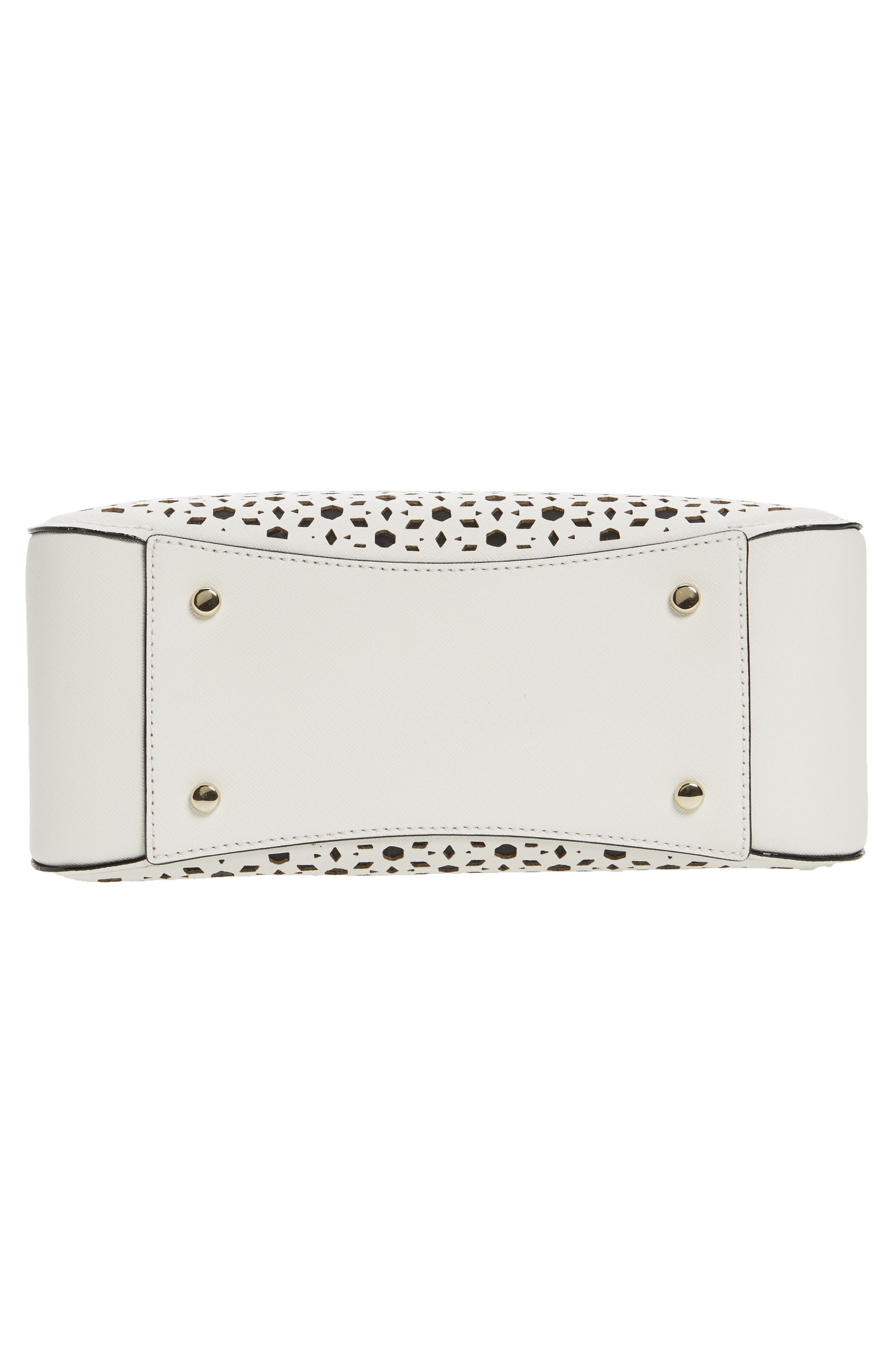 Alternate Image 6  - kate spade new york cameron street perforated little babe leather satchel