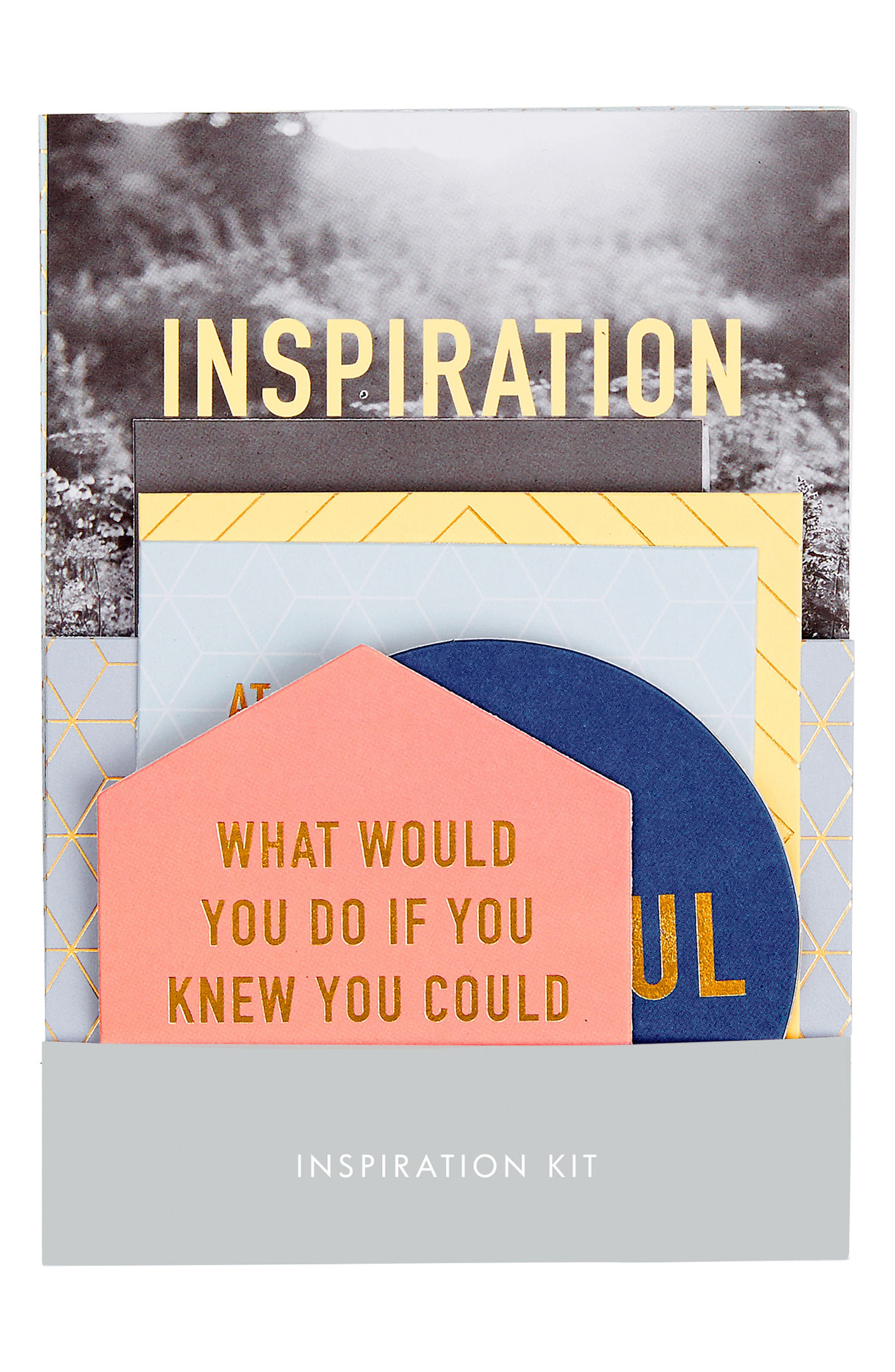 kikki.K 10-Piece Inspiration Card Kit