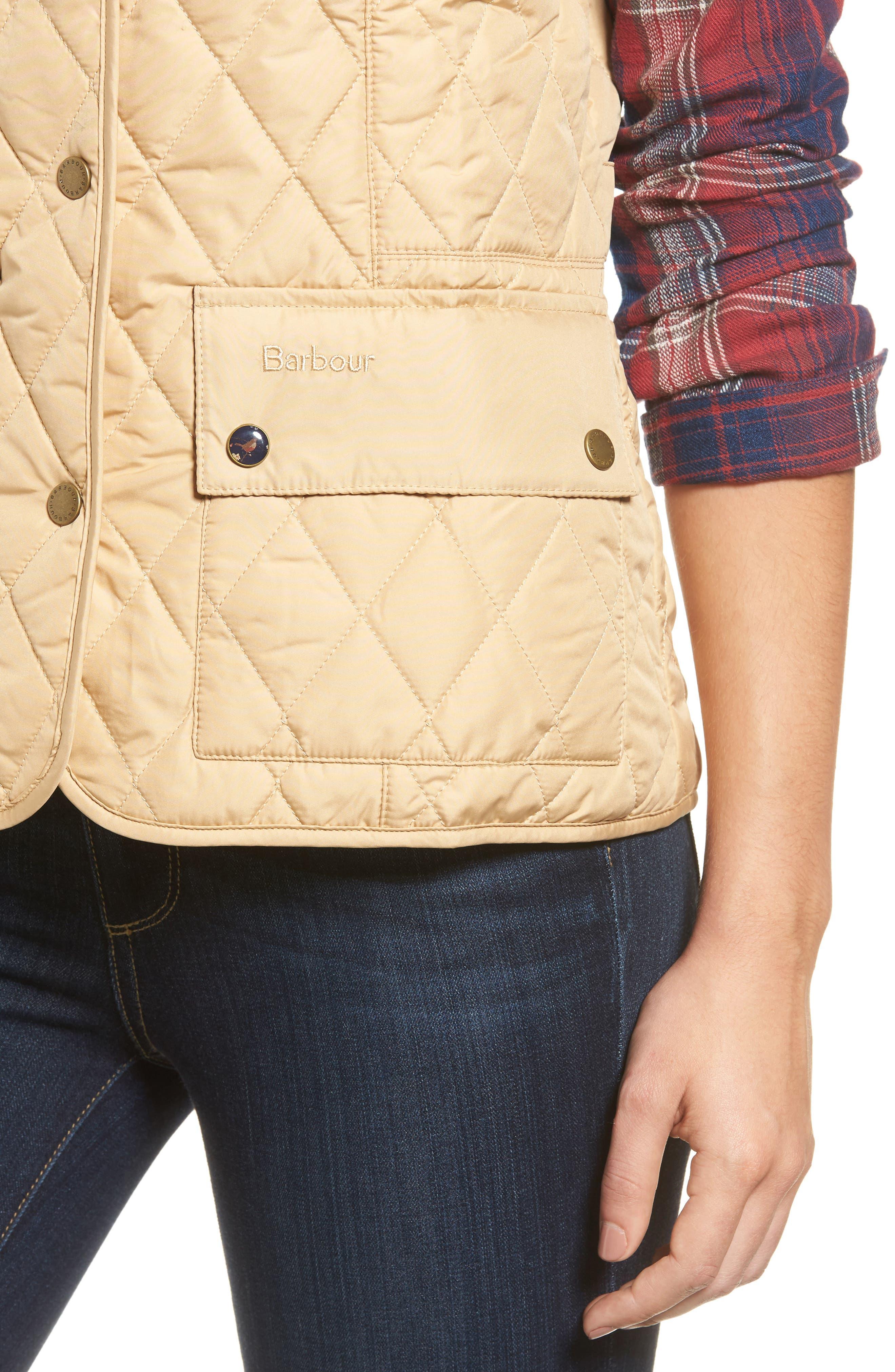 Alternate Image 4  - Barbour 'Saddleworth' Quilted Vest