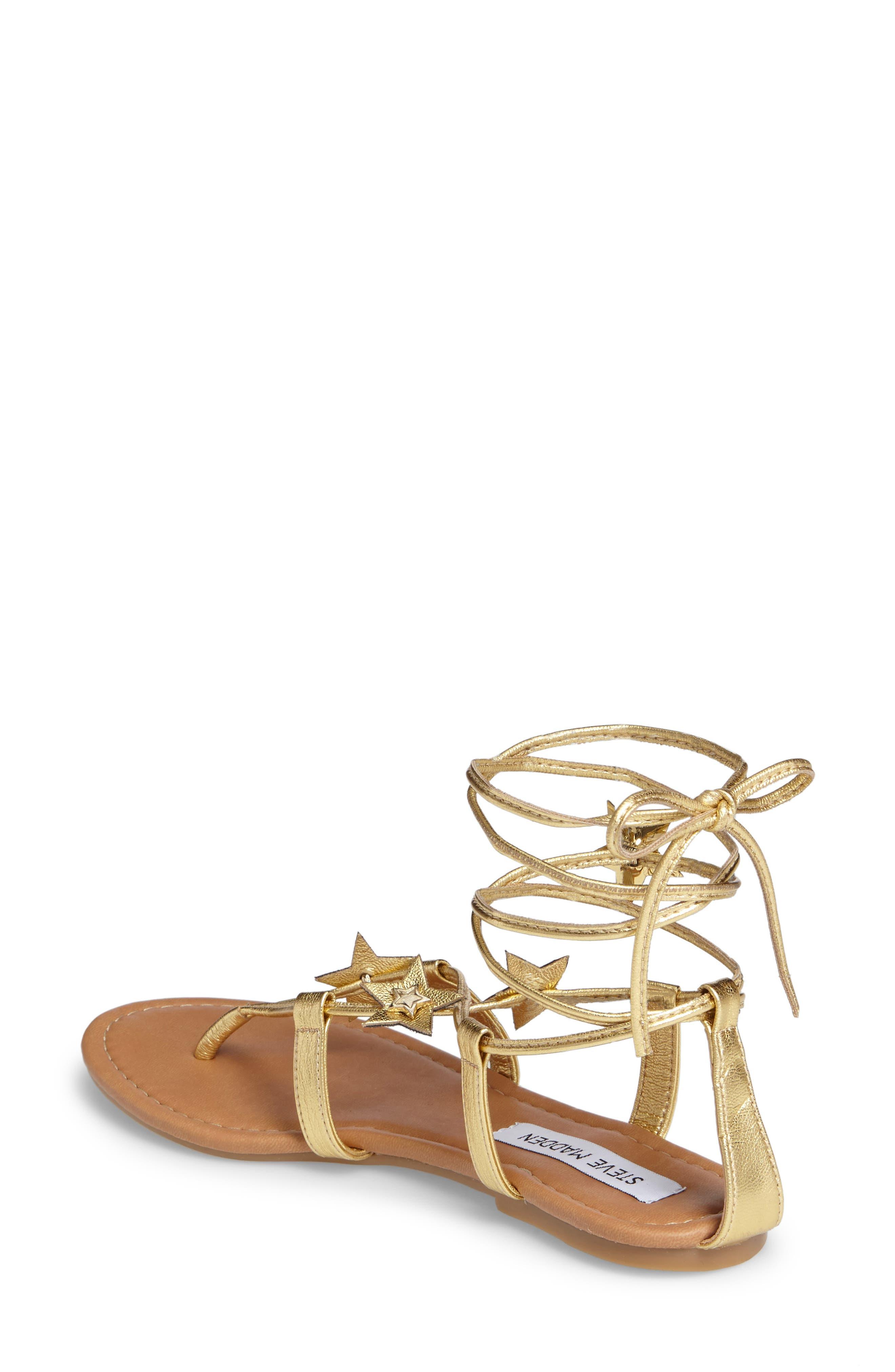 Alternate Image 2  - Steve Madden Jupiter Lace Up Sandal (Women)