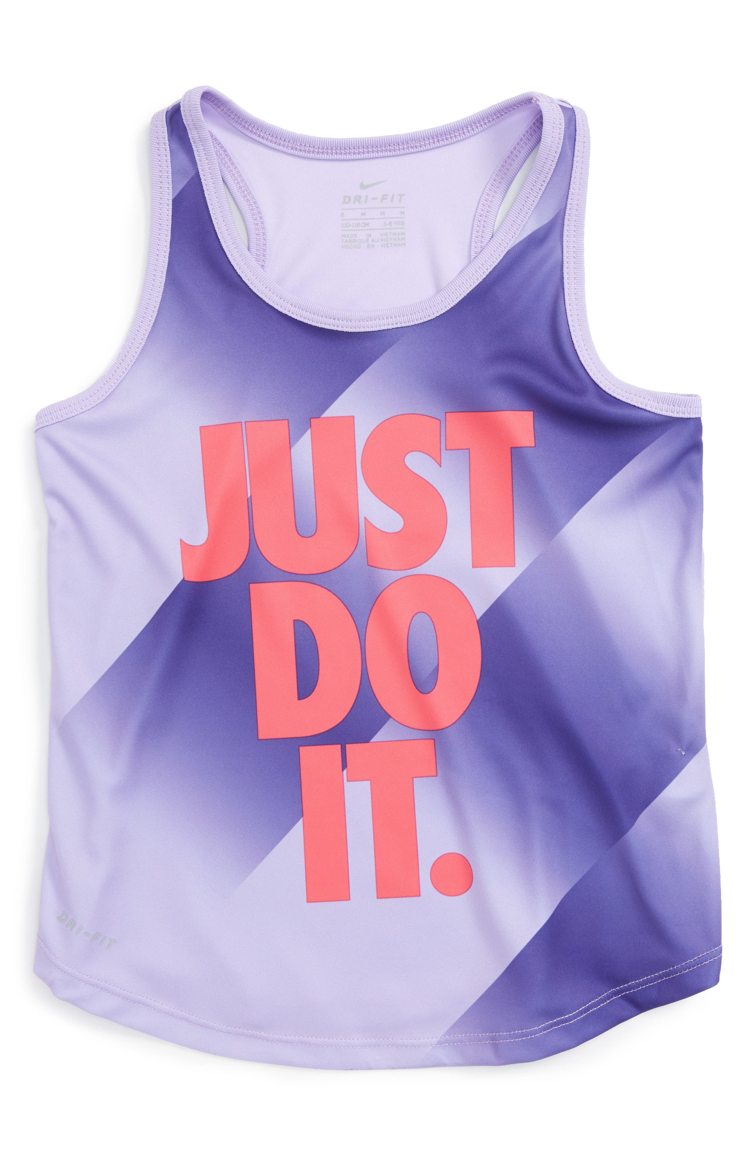 Nike Speed Blur Dri-FIT Tank (Toddler Girls & Little Girls)