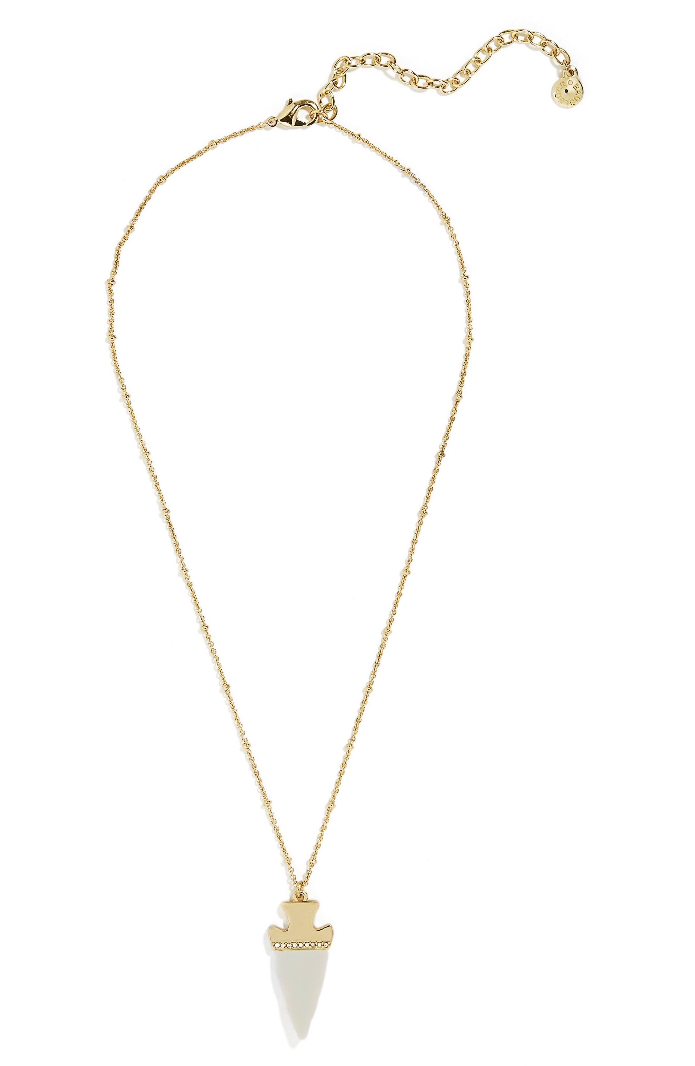 Alternate Image 1 Selected - Baublebar Pallas Pendant Necklace