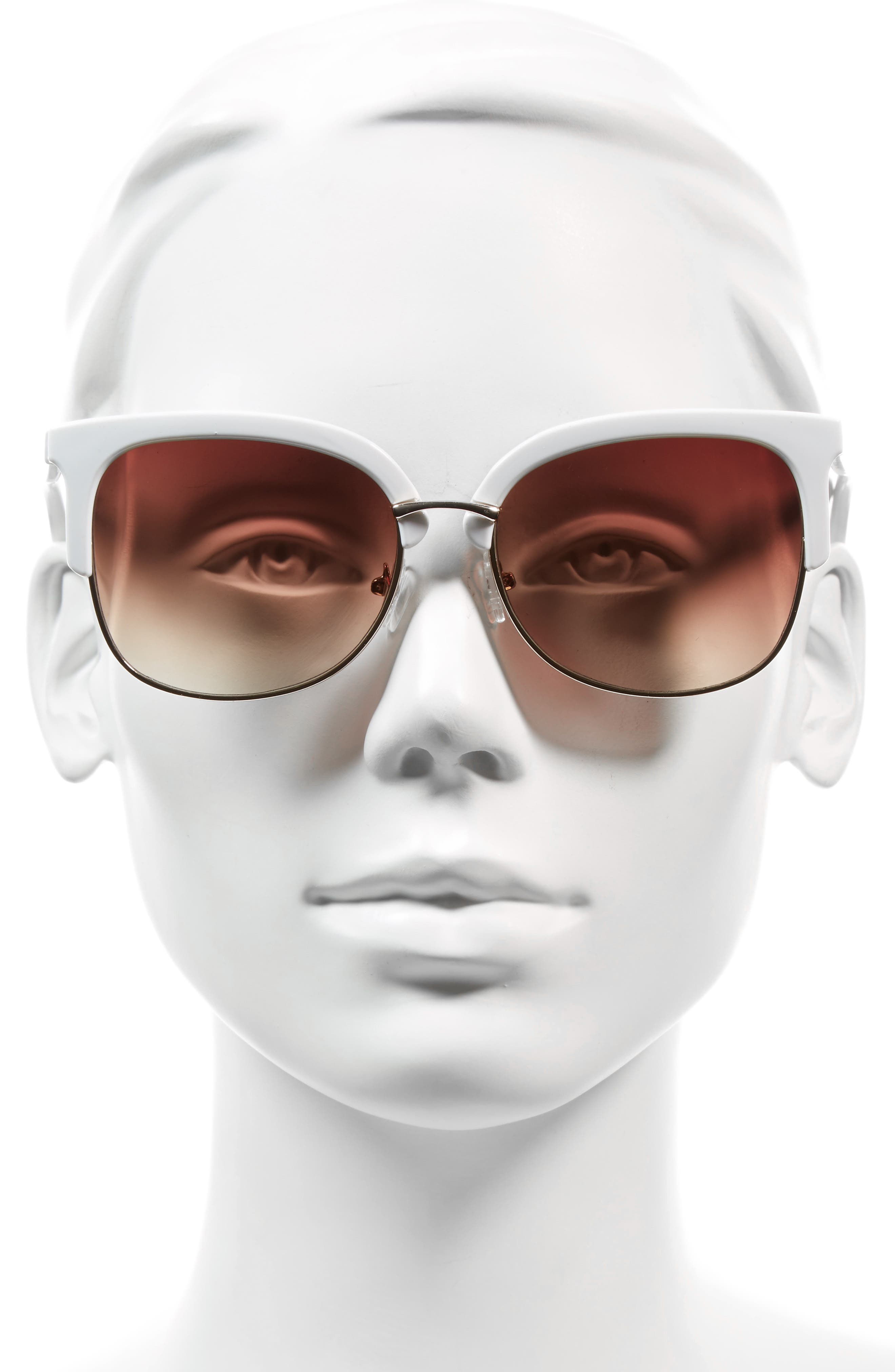 Alternate Image 2  - BP. 55mm Square Sunglasses