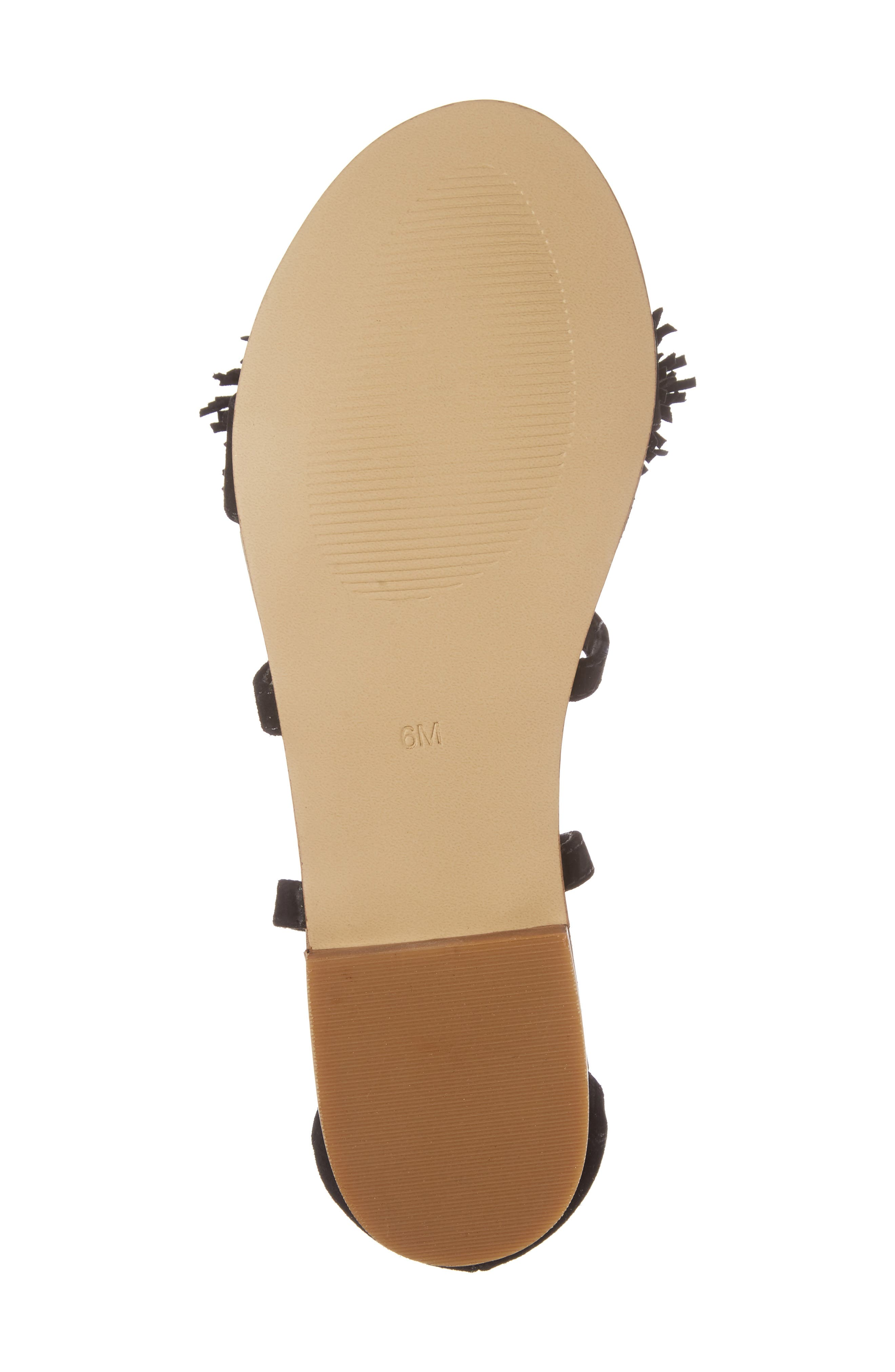 Alternate Image 6  - Steve Madden Swizzle Lace-Up Sandal (Women)