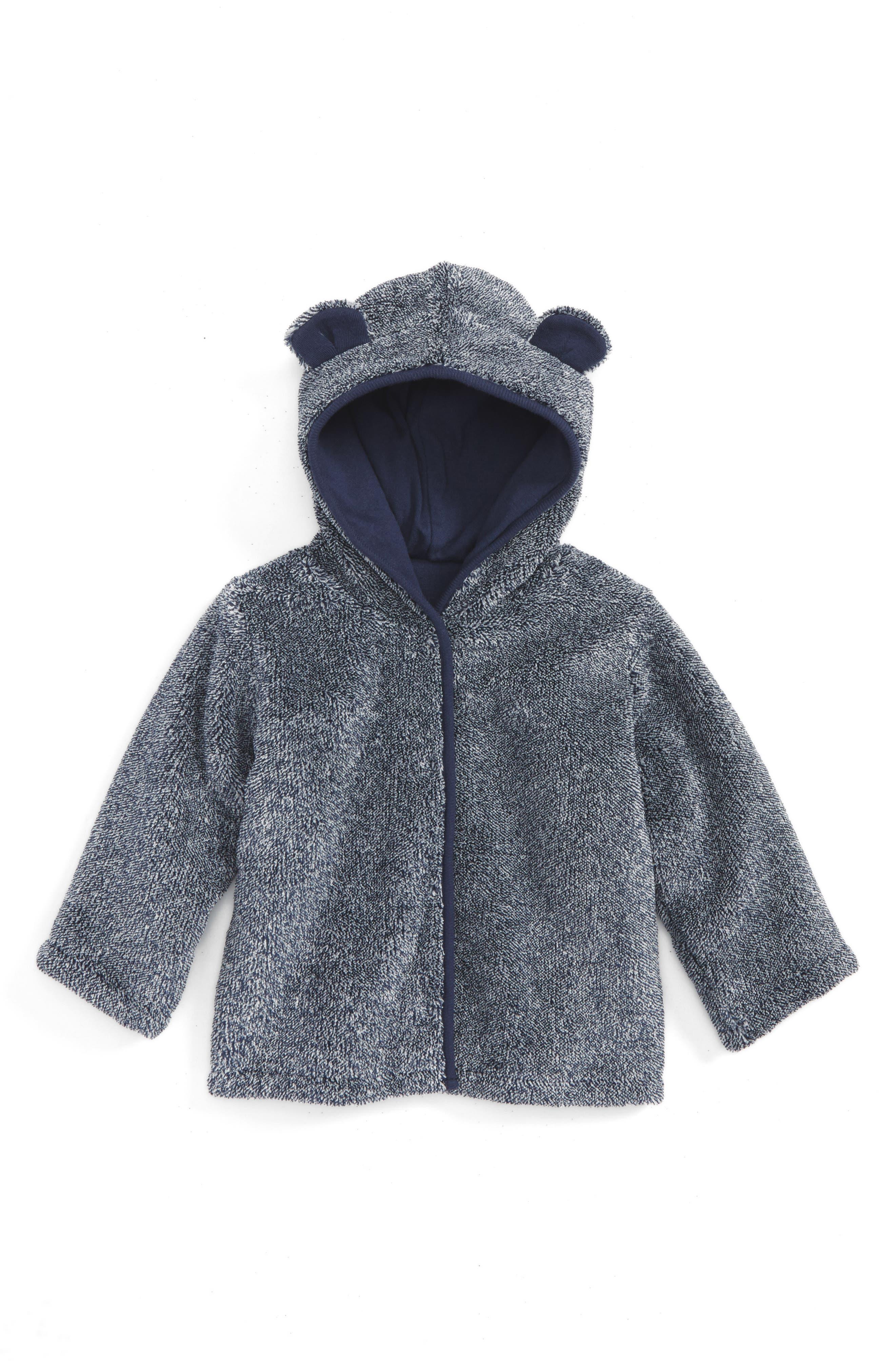 Nordstrom Baby Animal Ear Hoodie (Baby)