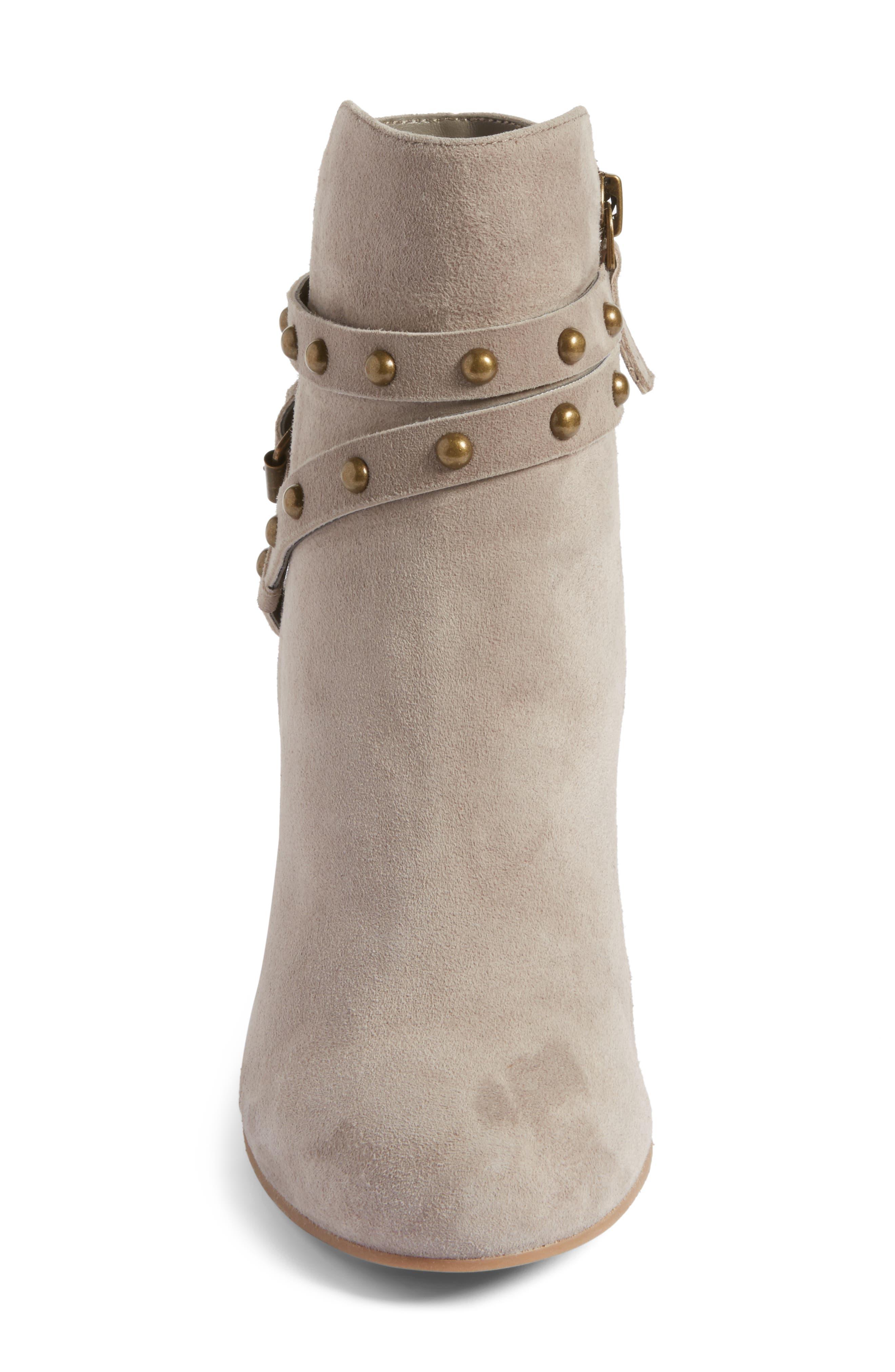Alternate Image 4  - BP. Kolo Flared-Heel Studded Bootie (Women)
