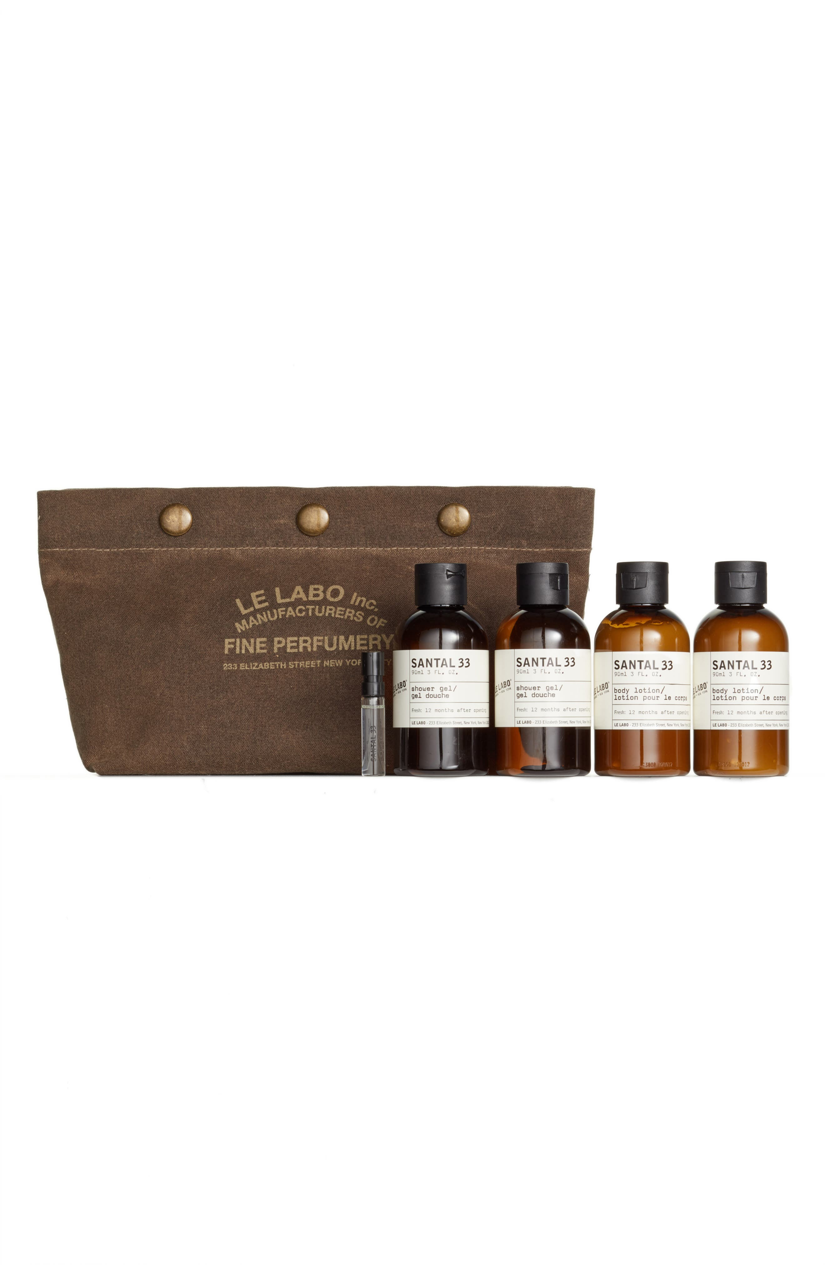 Le Labo Santal 33 Collection