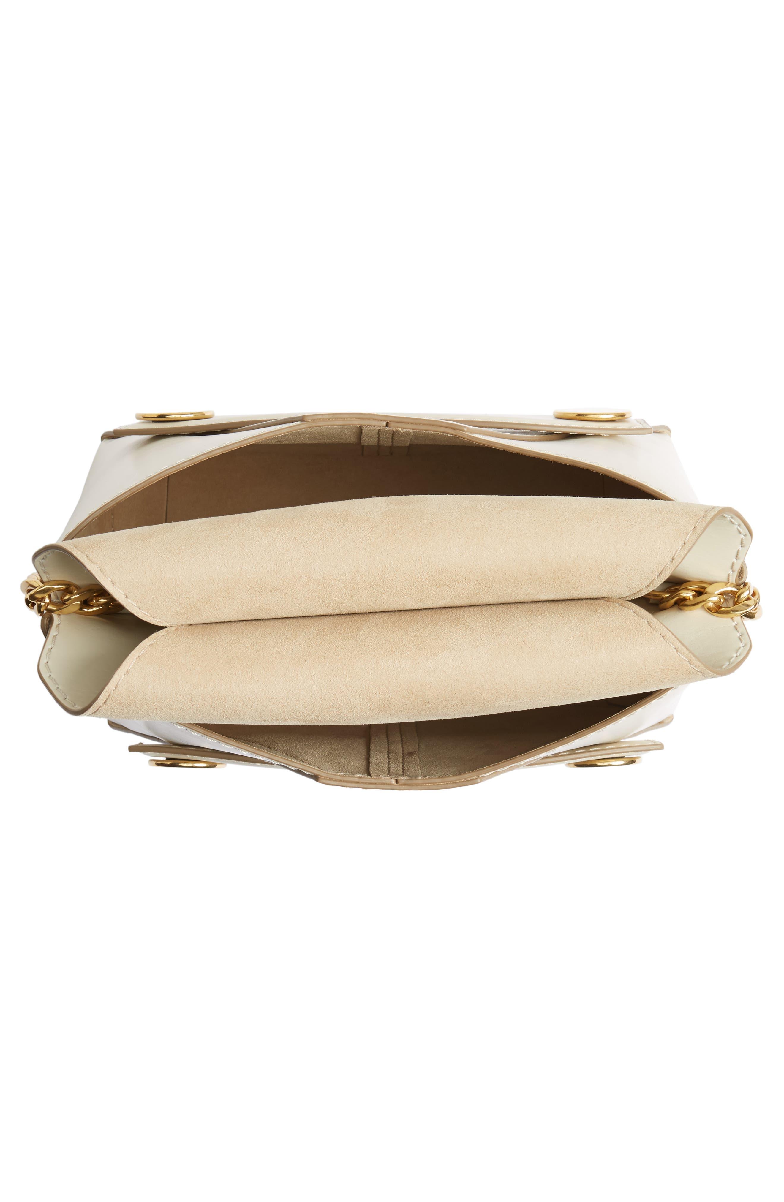 Alternate Image 4  - Stella McCartney Small Faux Leather Crossbody Bag