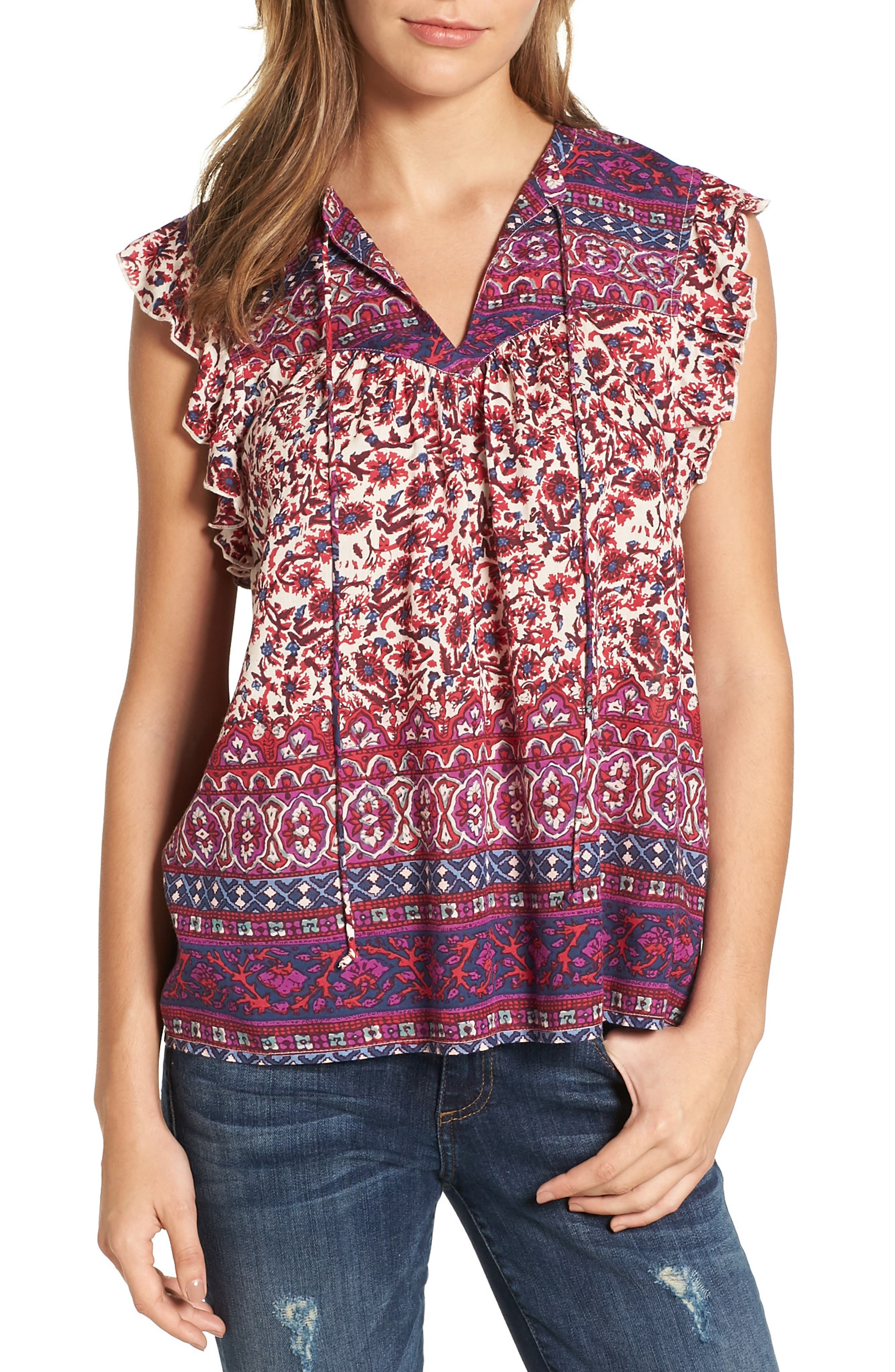 Lucky Brand Lucy Top