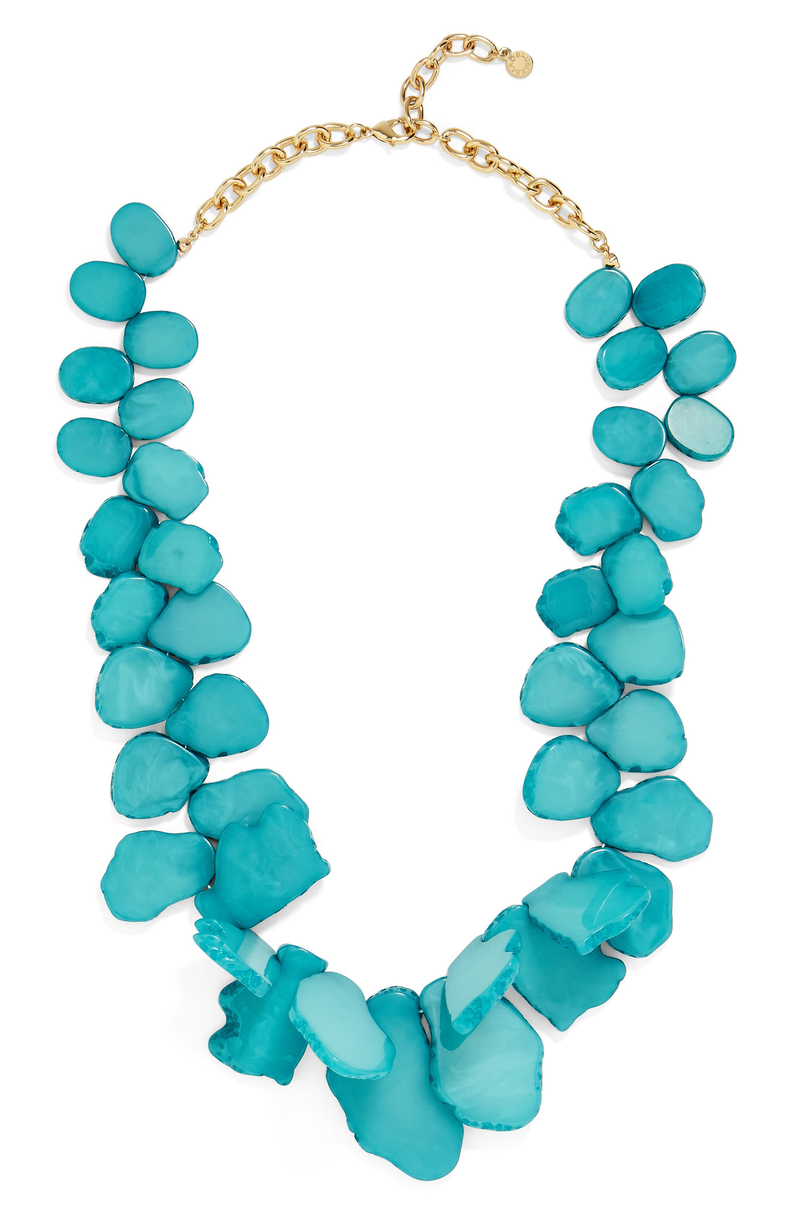 Main Image - BaubleBar 'Seaglass' Bib Necklace