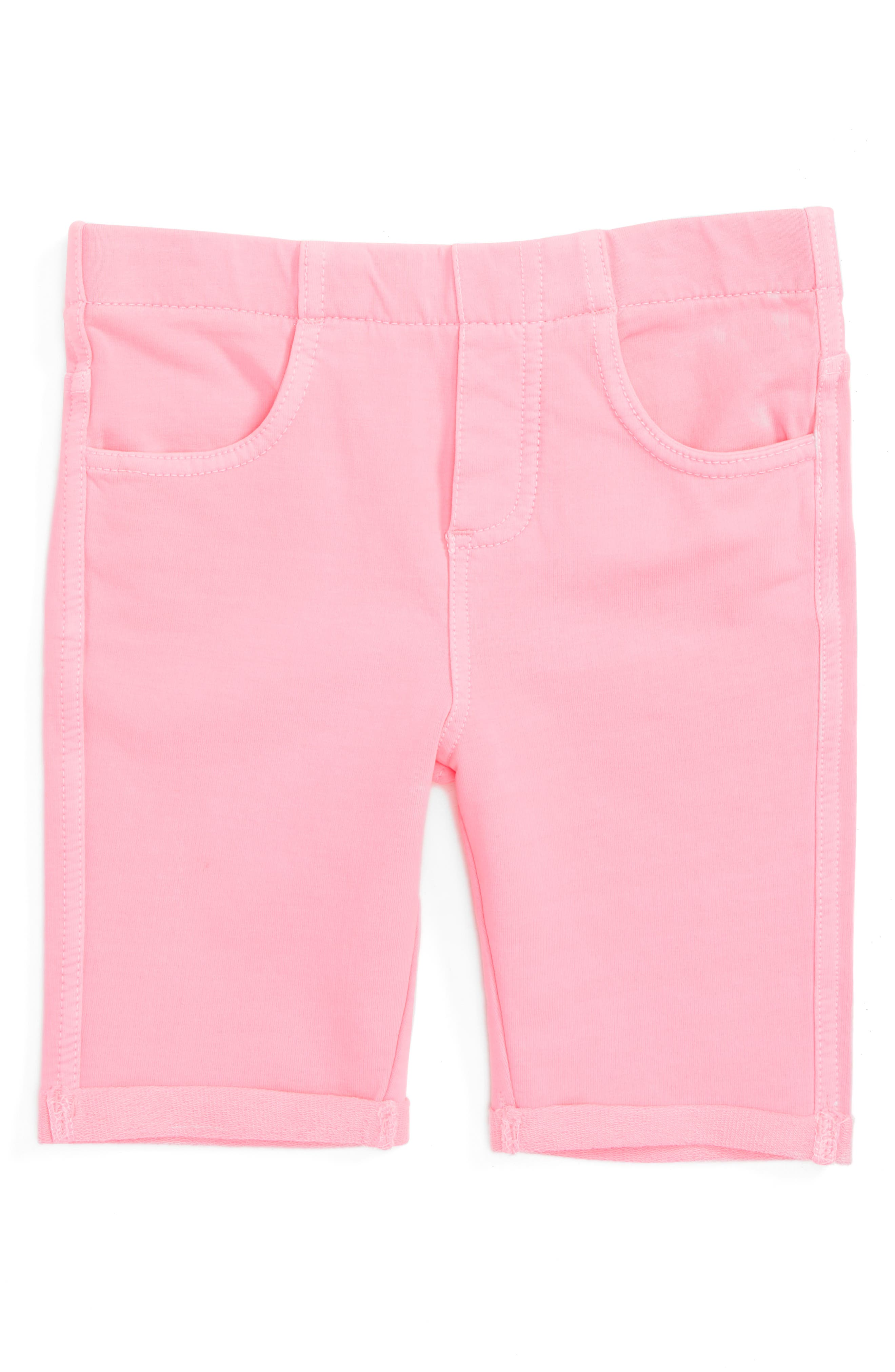 Tucker + Tate 'Jenna' Jegging Shorts (Little Girls & Big Girls)
