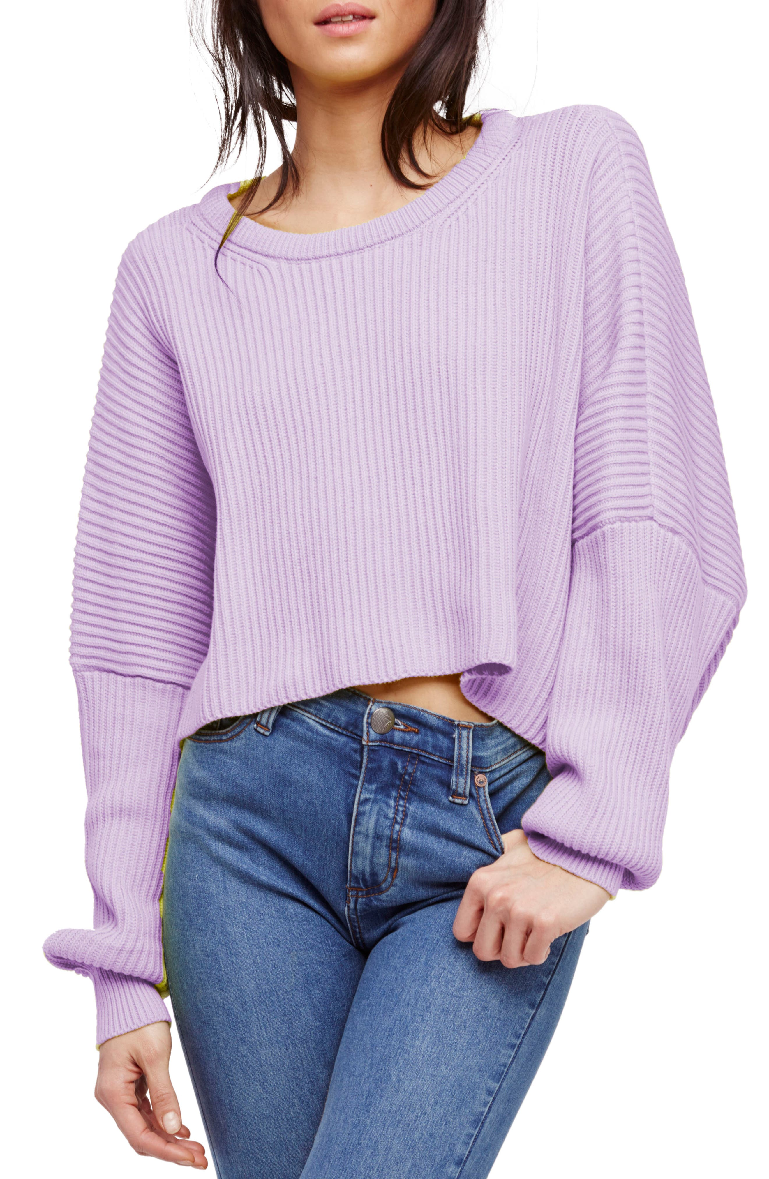 Free People Festival Pier Pullover