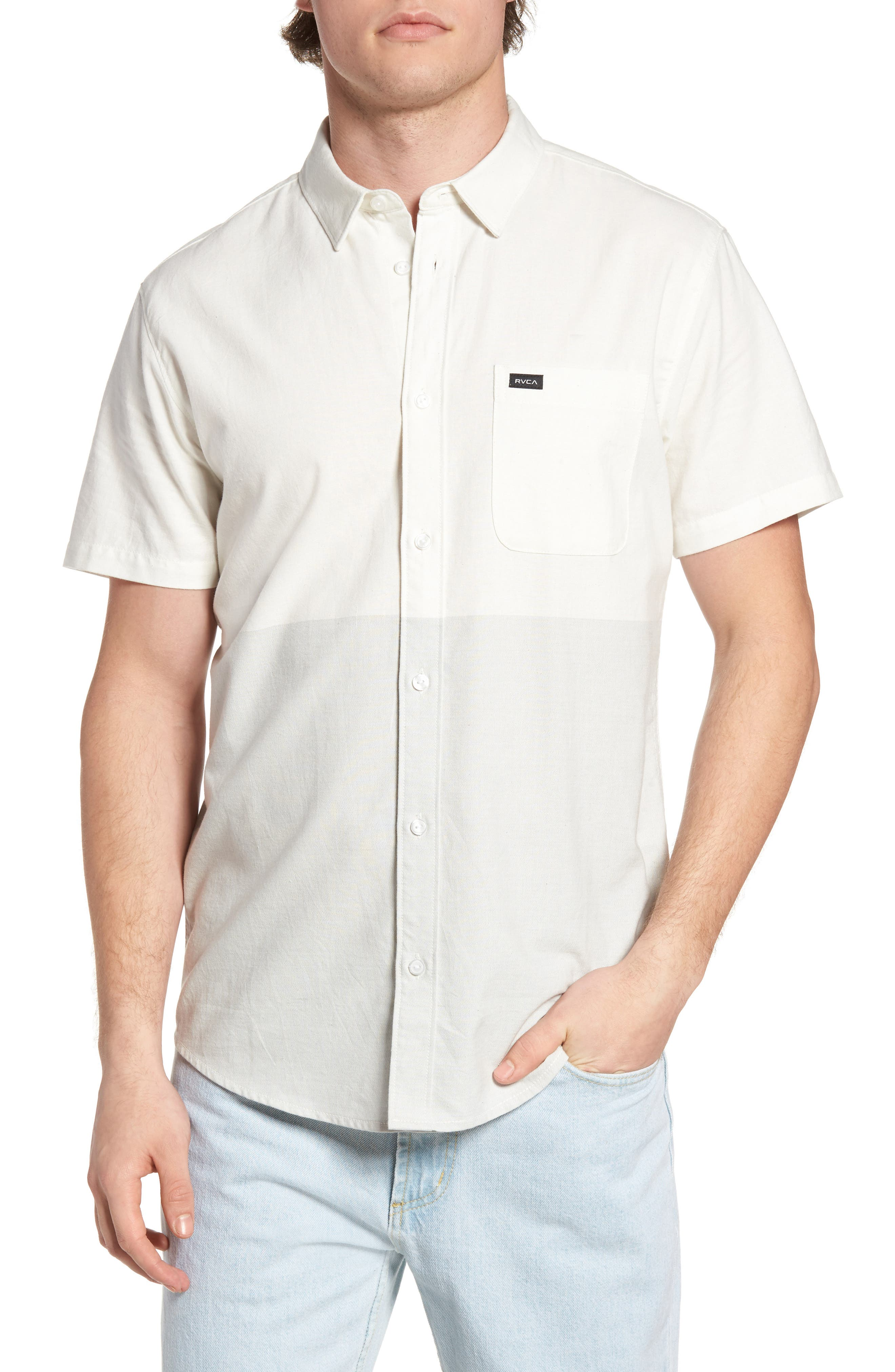 RVCA Big Block Woven Shirt