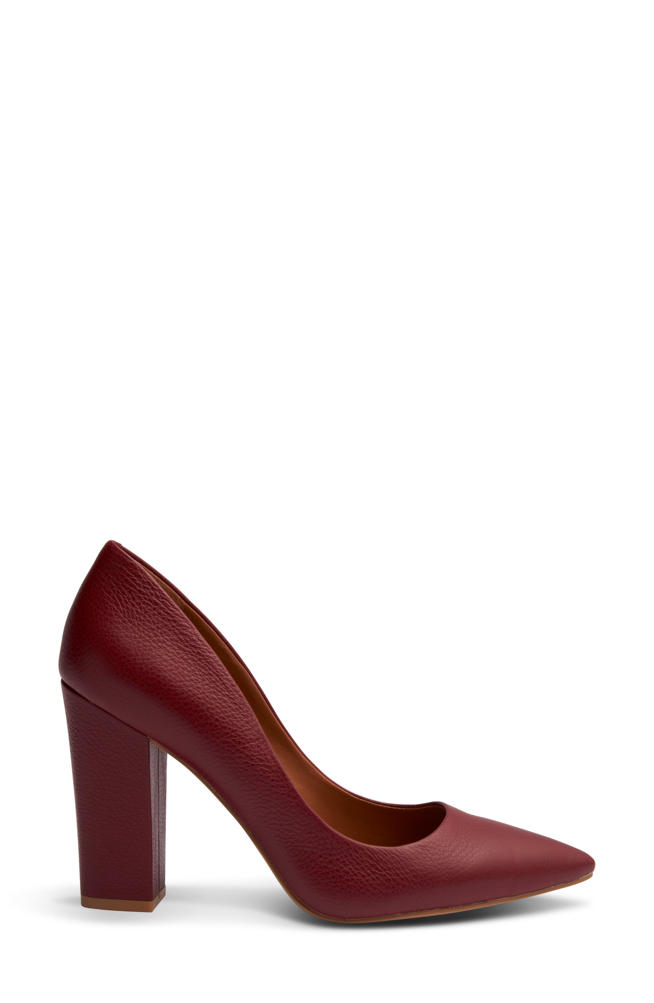 Alternate Image 3  - Shoes of Prey Pointy Toe Pump (Women)