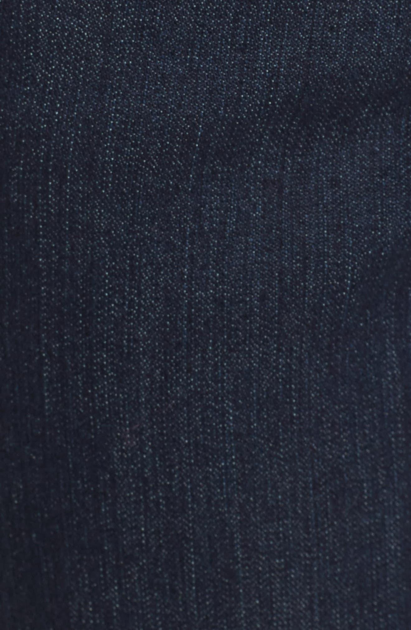 Alternate Image 5  - Jag Jeans Ainsley Slim Denim Bermuda Shorts