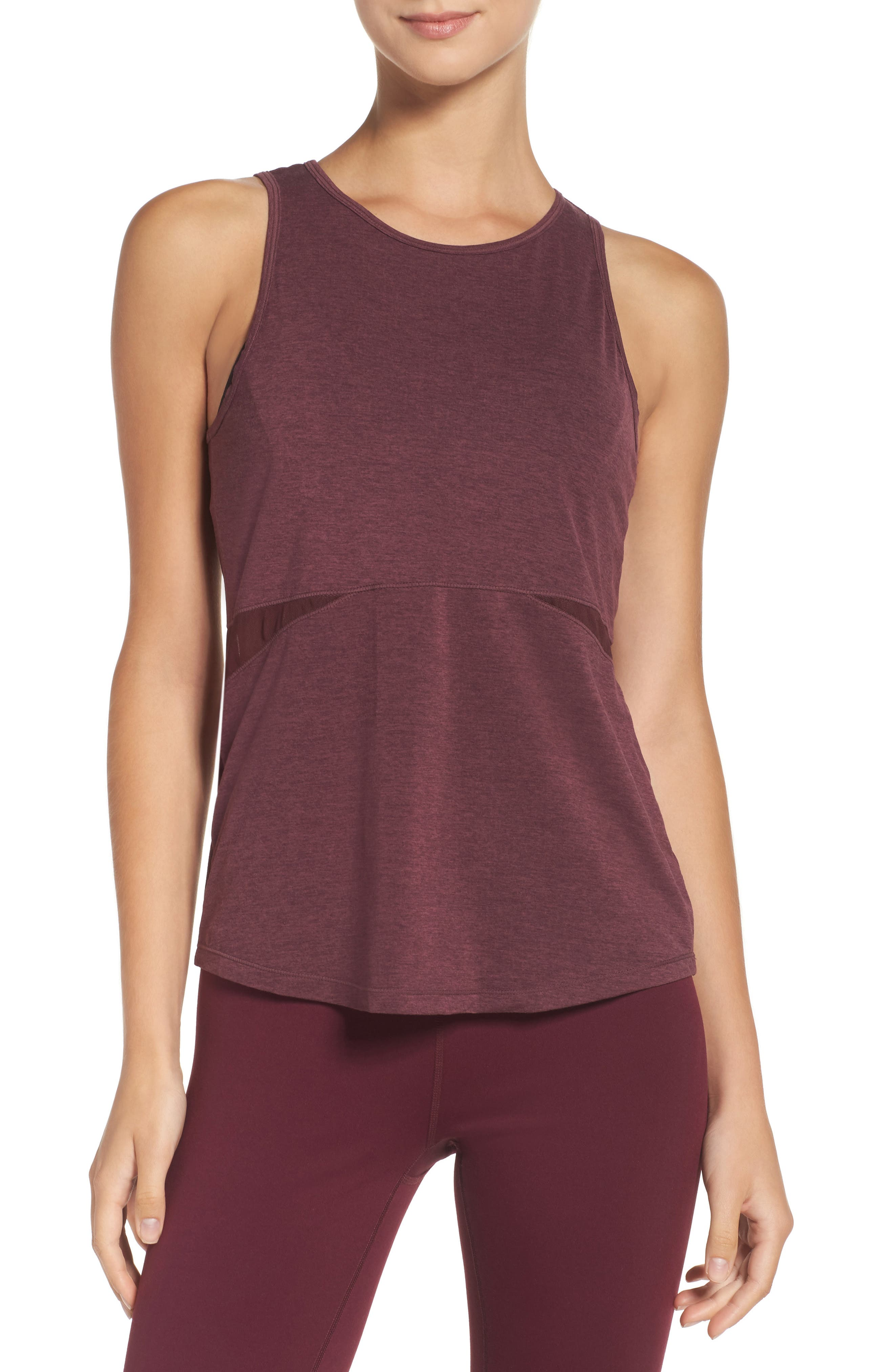 Zella Cut Both Ways Performance Tank