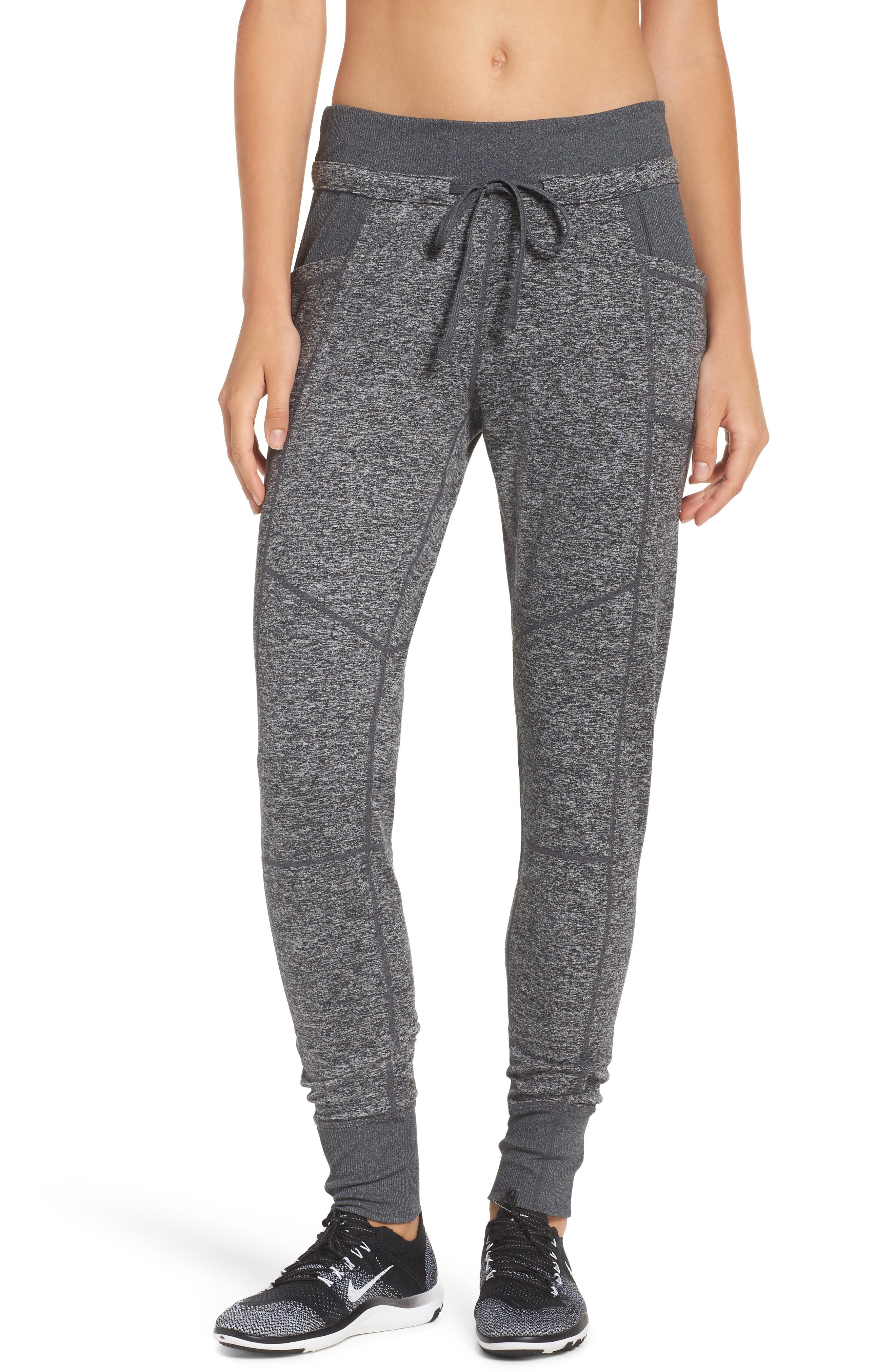Zella Lexi High Waist Relaxed Leggings