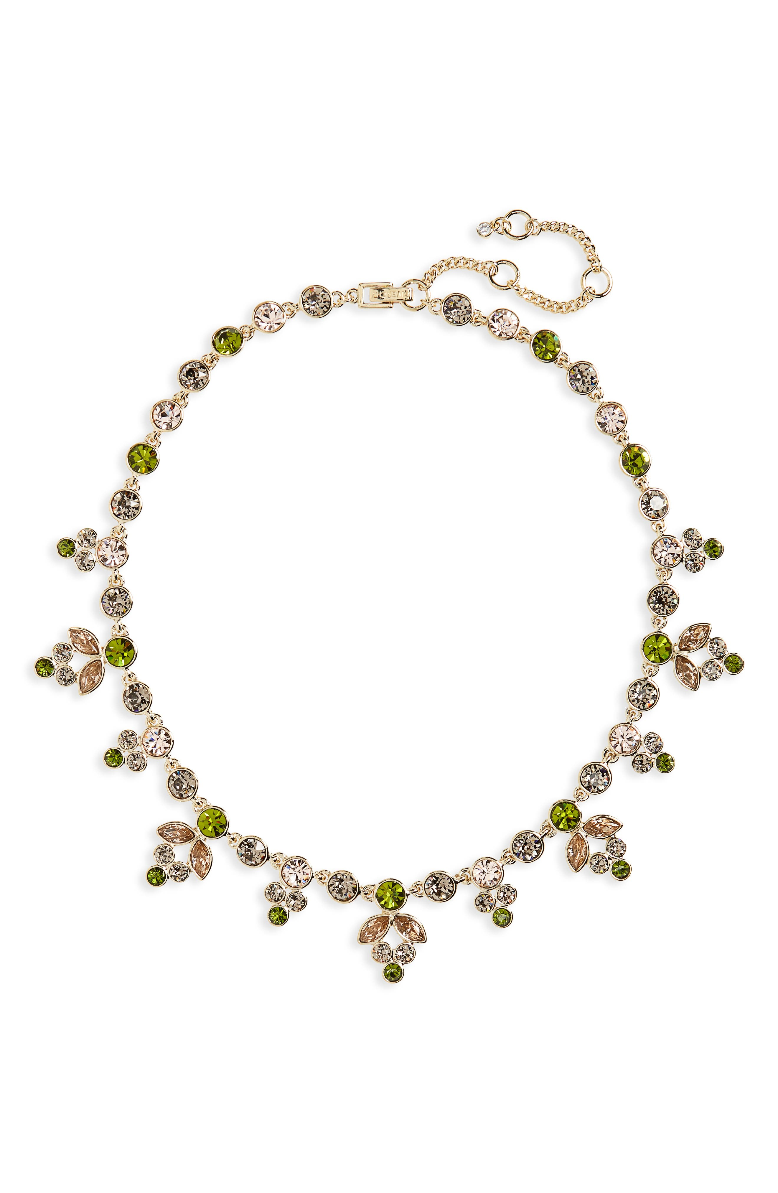 Givenchy Sydney Collar Necklace