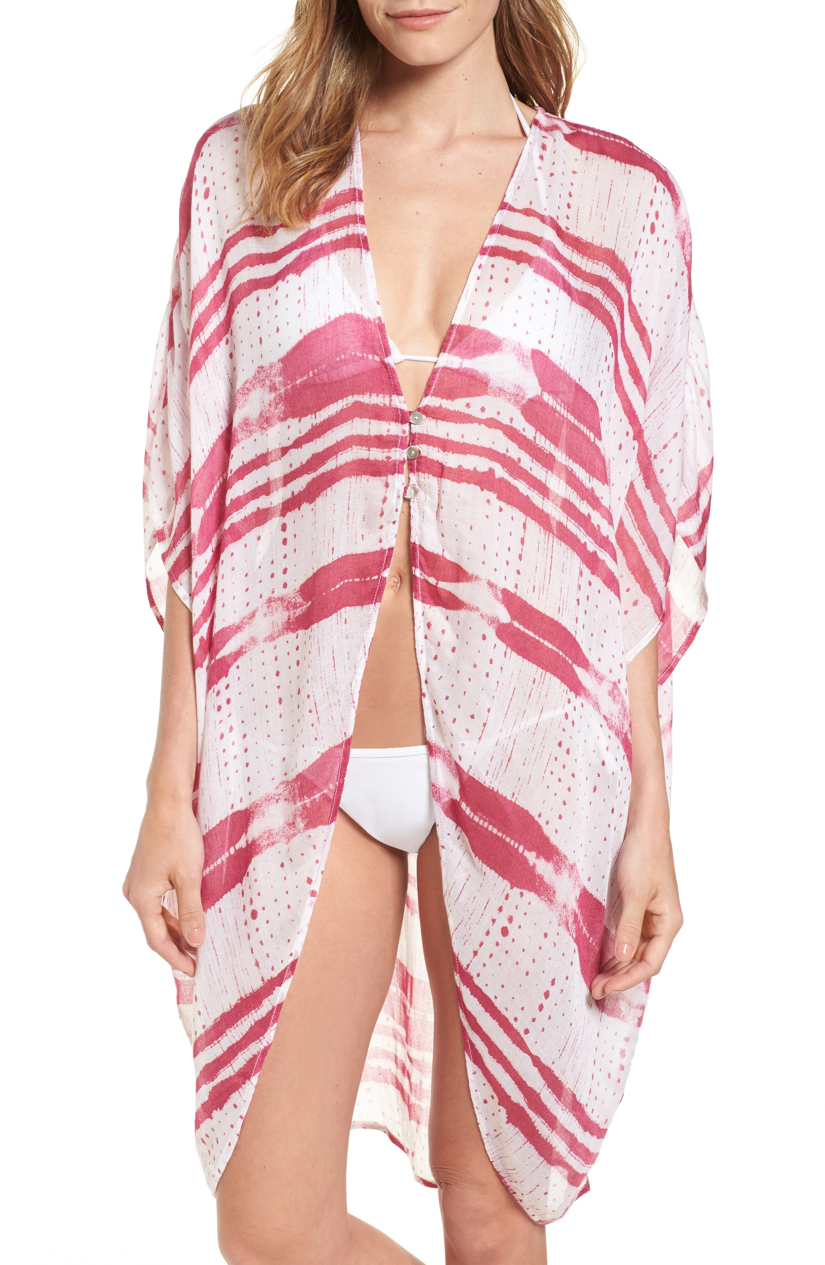 Caslon® Island Stripes Wrap