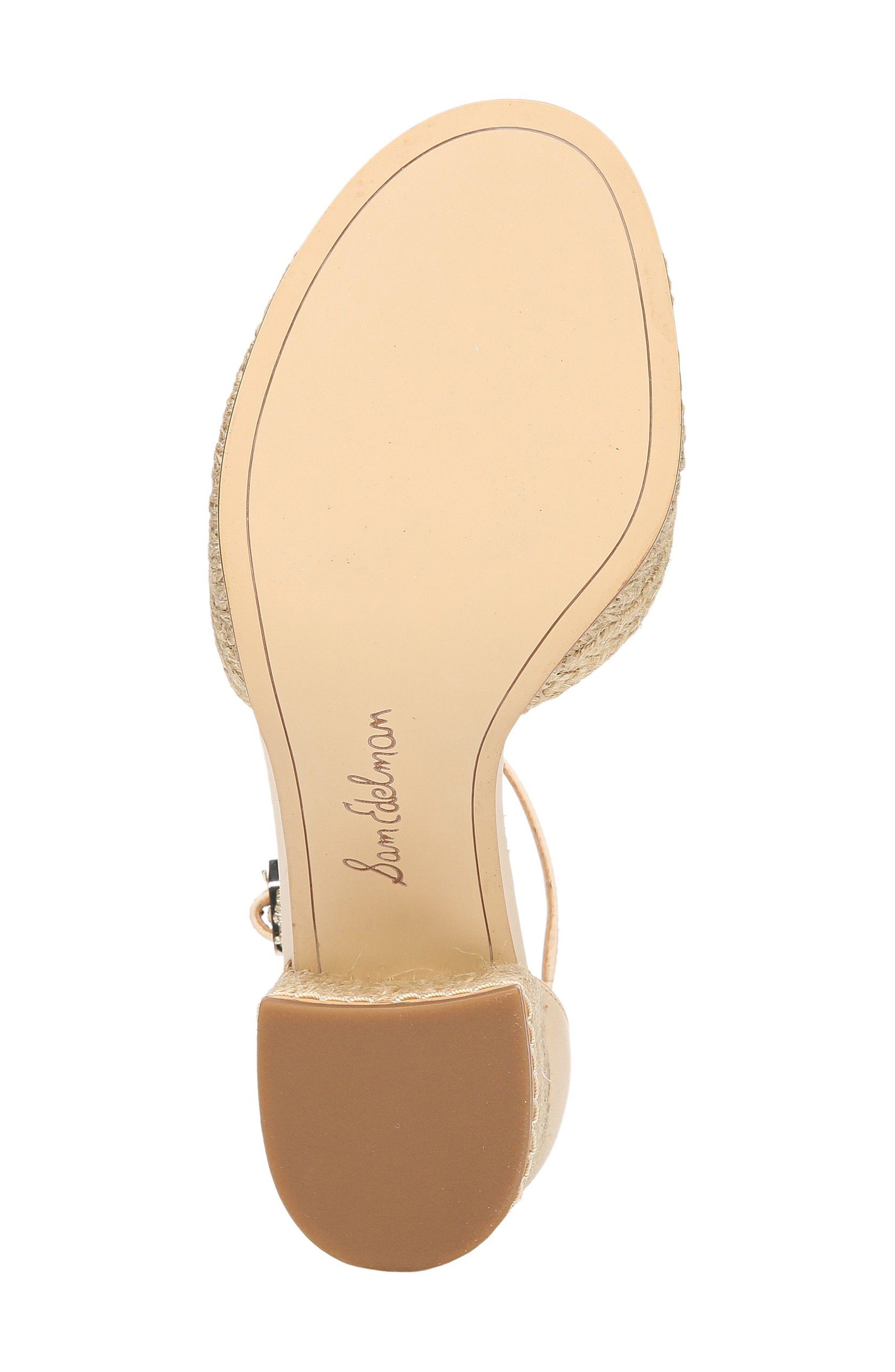 Alternate Image 6  - Sam Edelman Susie 2 Ankle Strap Sandal (Women)