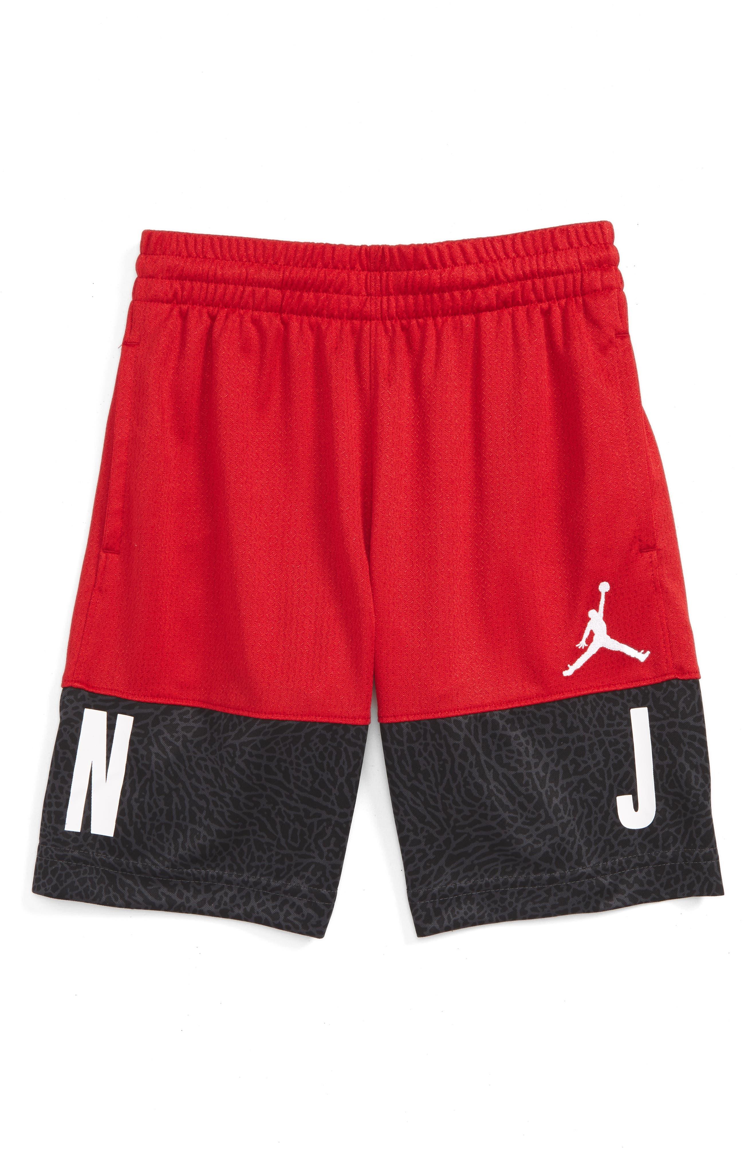 Jordan Air Jordan Blockout Shorts (Toddler Boys & Little Boys)