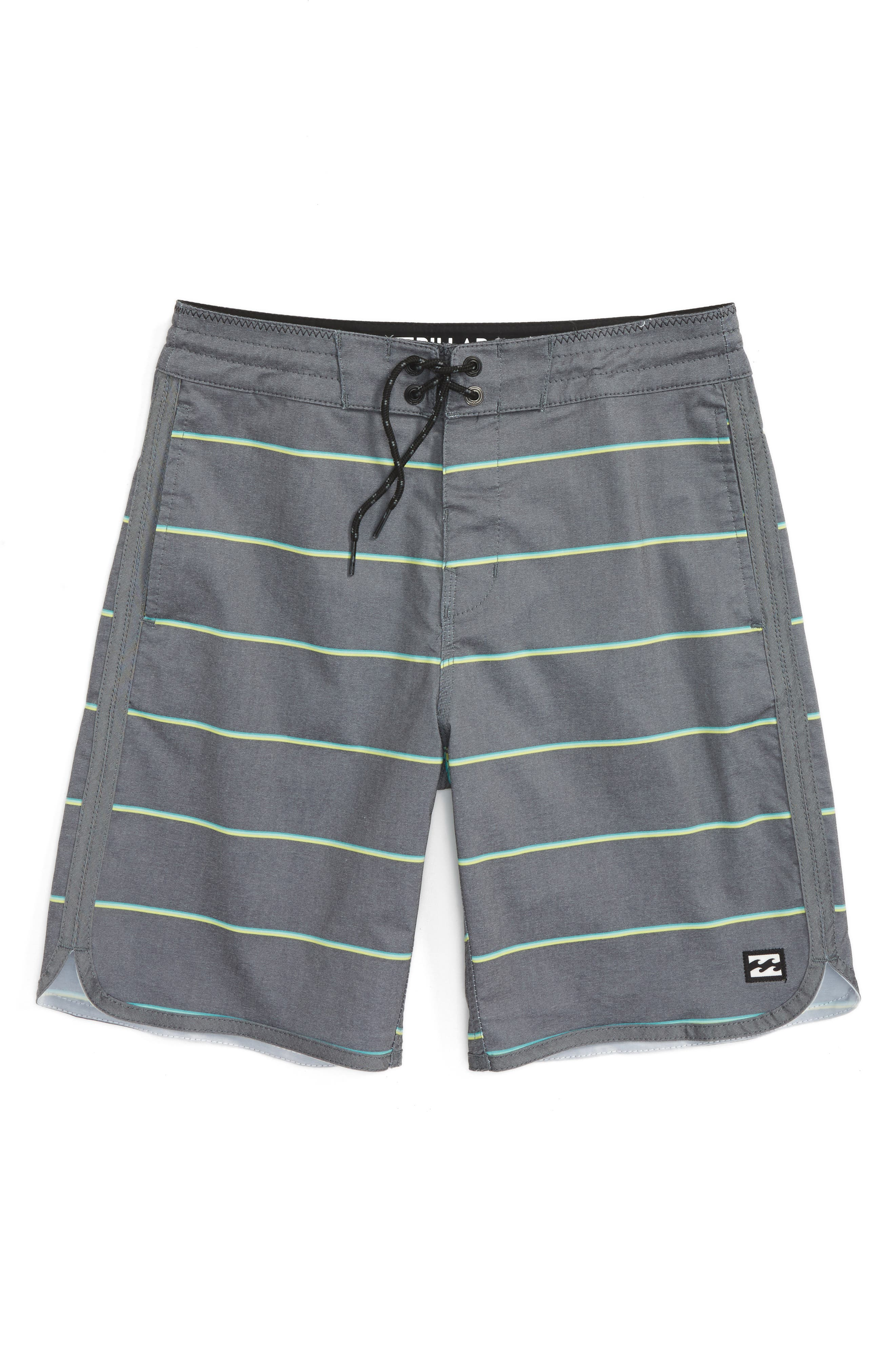 Billabong 73 Lo Tides Board Shorts (Big Boys)