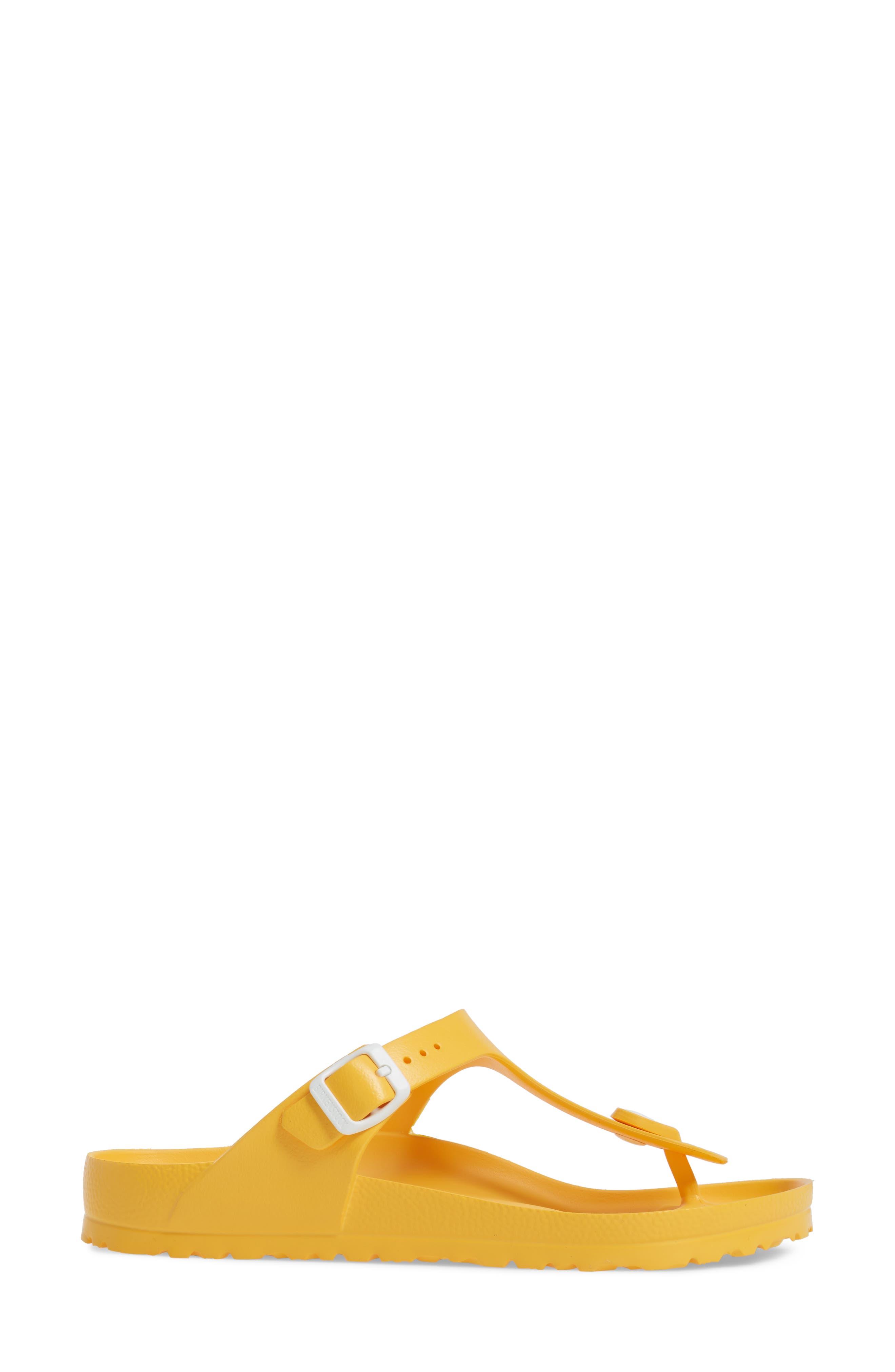Alternate Image 3  - Birkenstock Gizeh EVA Flip Flop (Women)