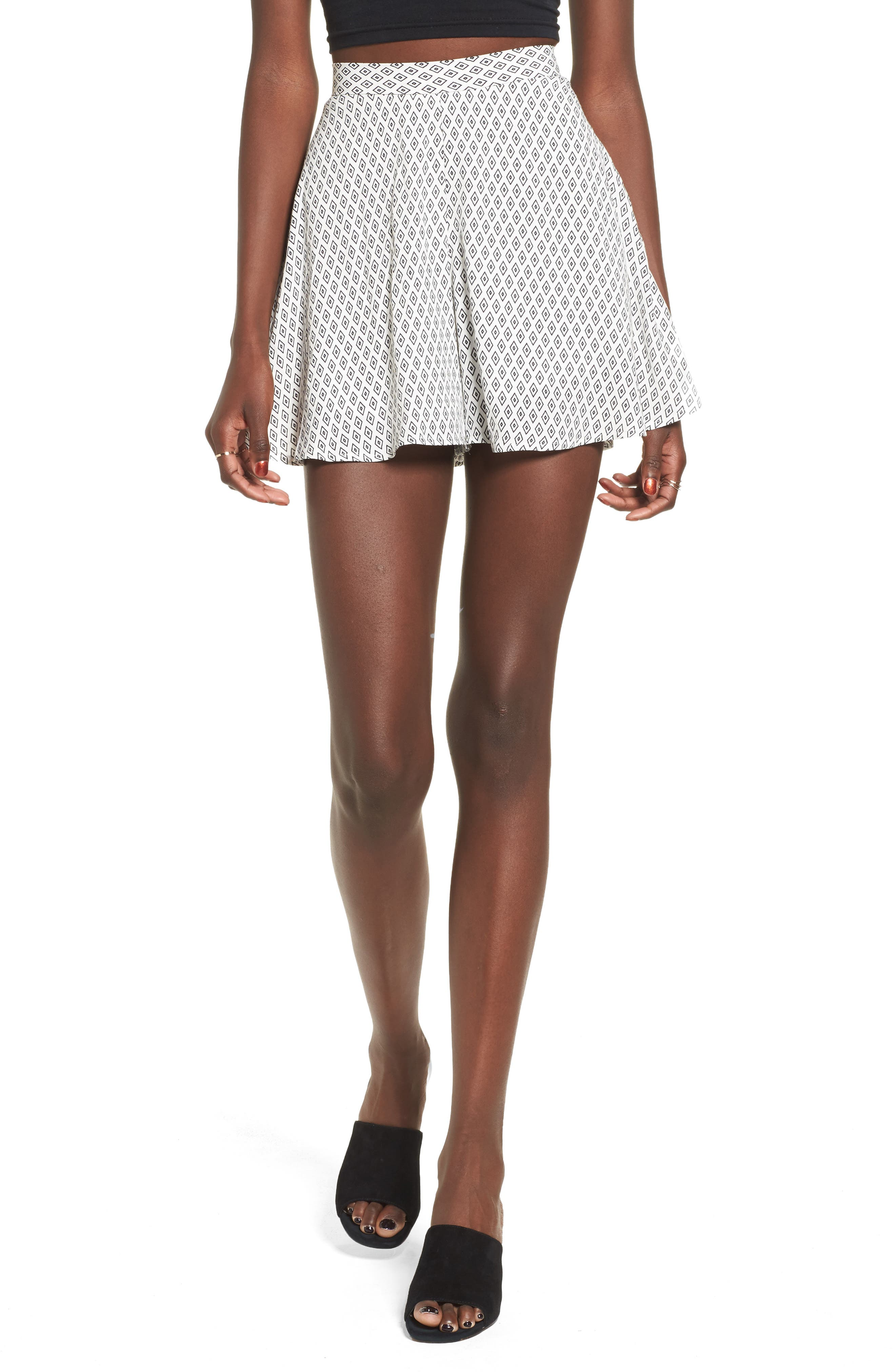 The Fifth Label Crystal Nights Woven Shorts