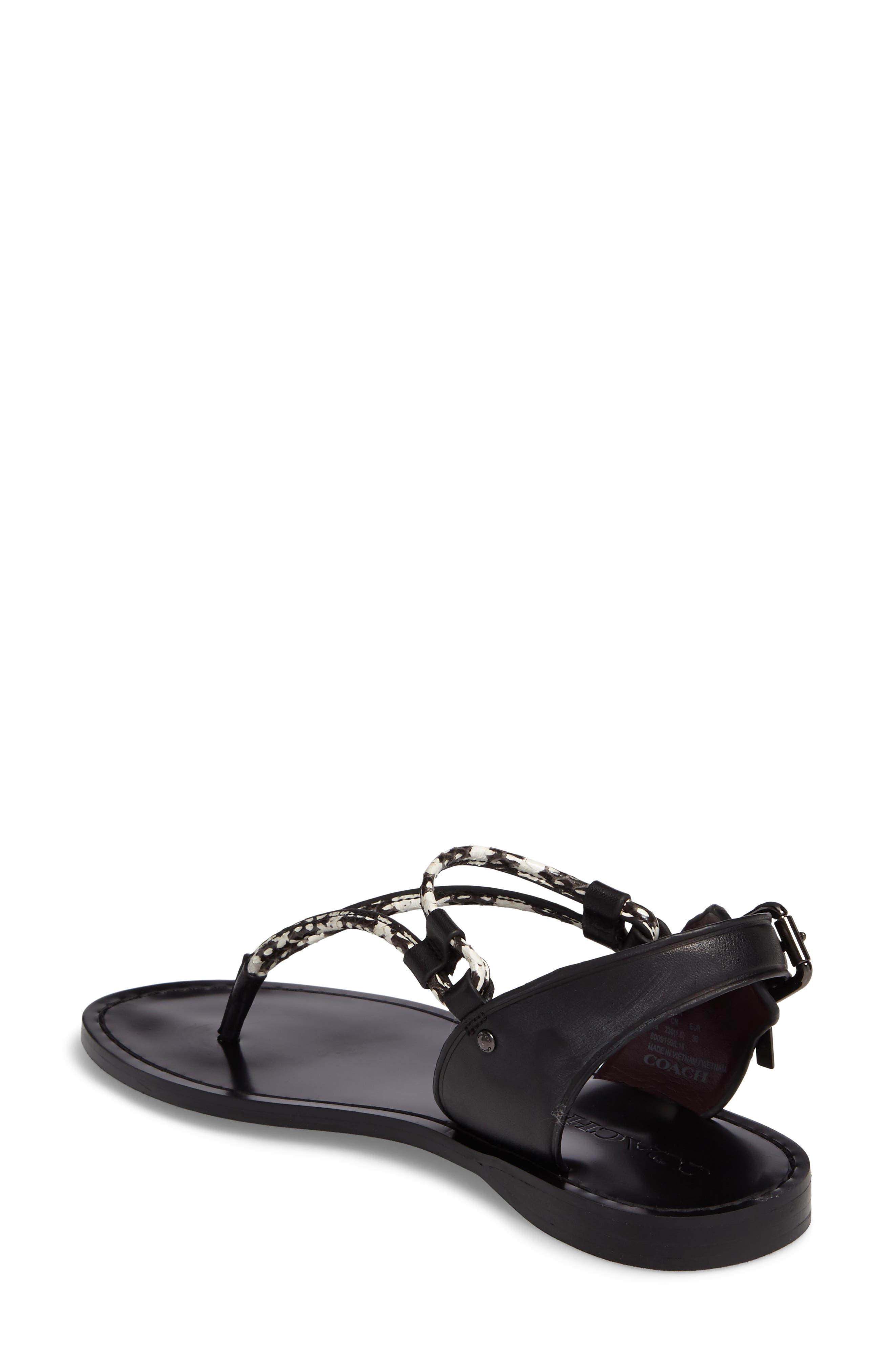 Alternate Image 2  - COACH 'Clarkson' Sandal