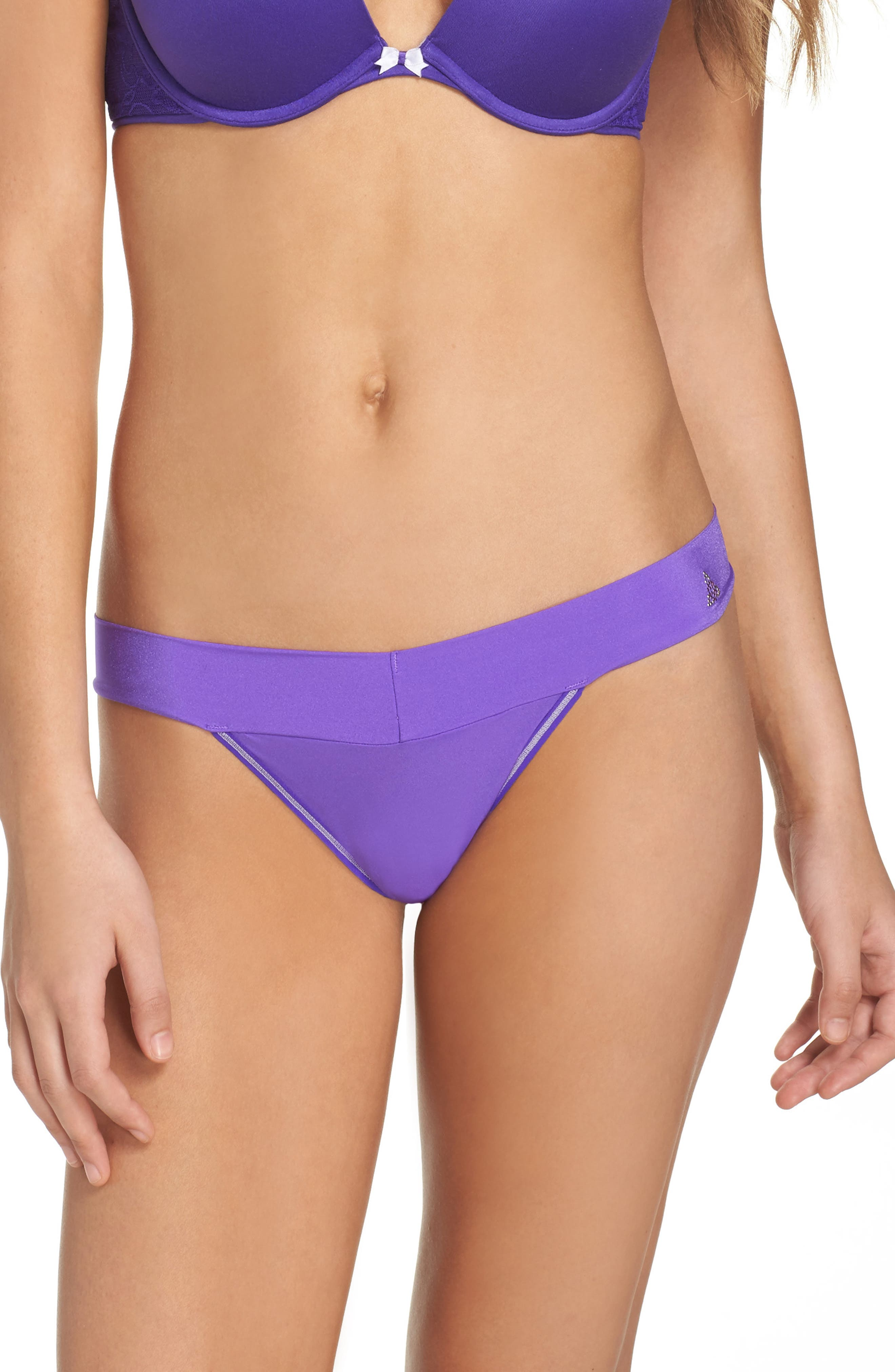 Betsey Johnson Forever Perfect Thong (4 for $30)