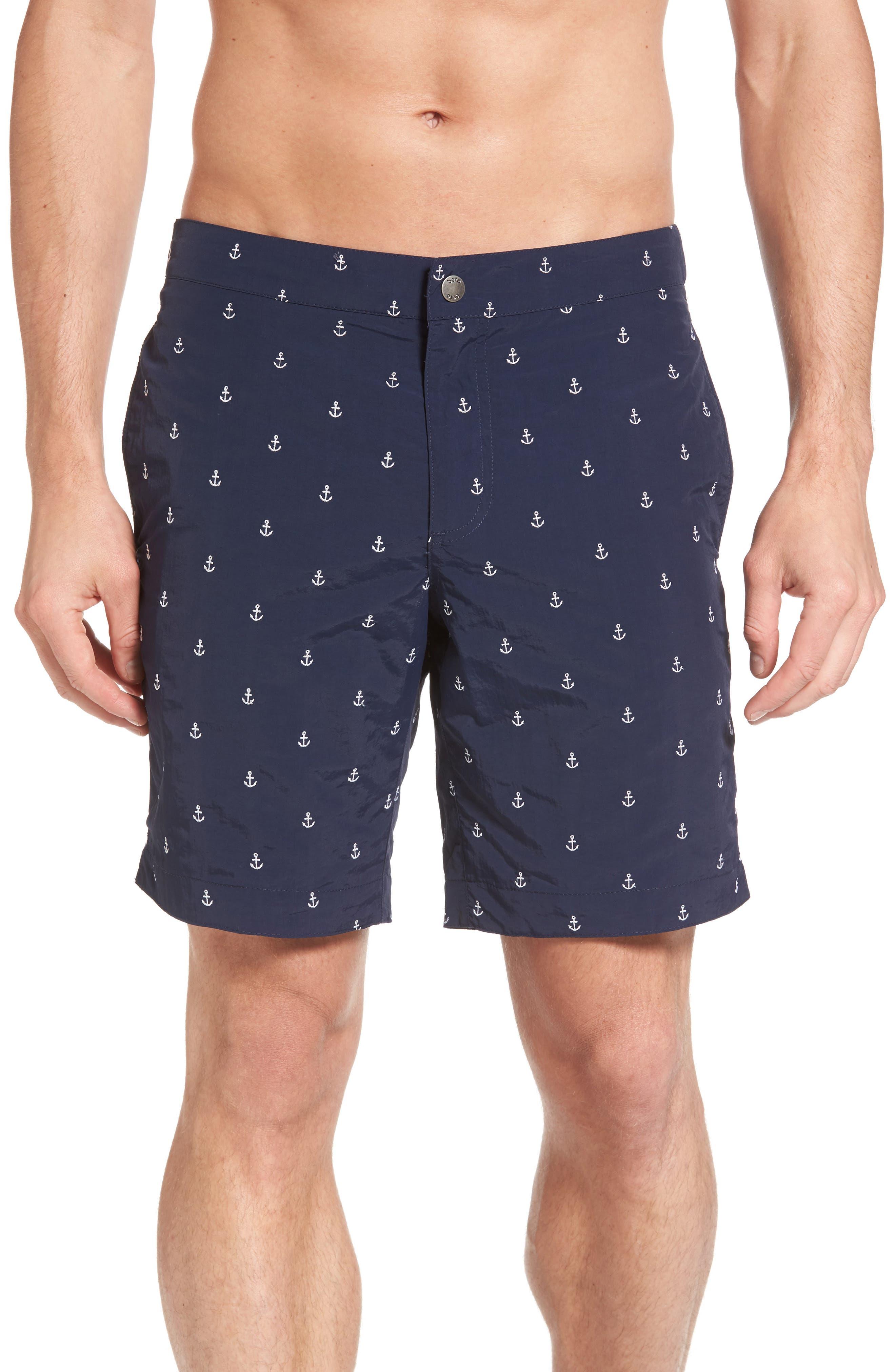 boto Aruba Embroidered Board Shorts