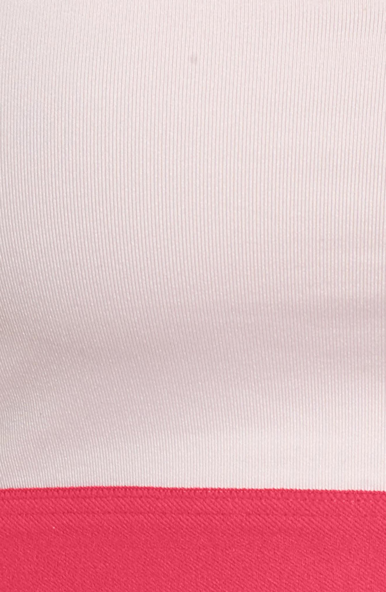 Alternate Image 5  - Nike Pro Indy Sports Bra