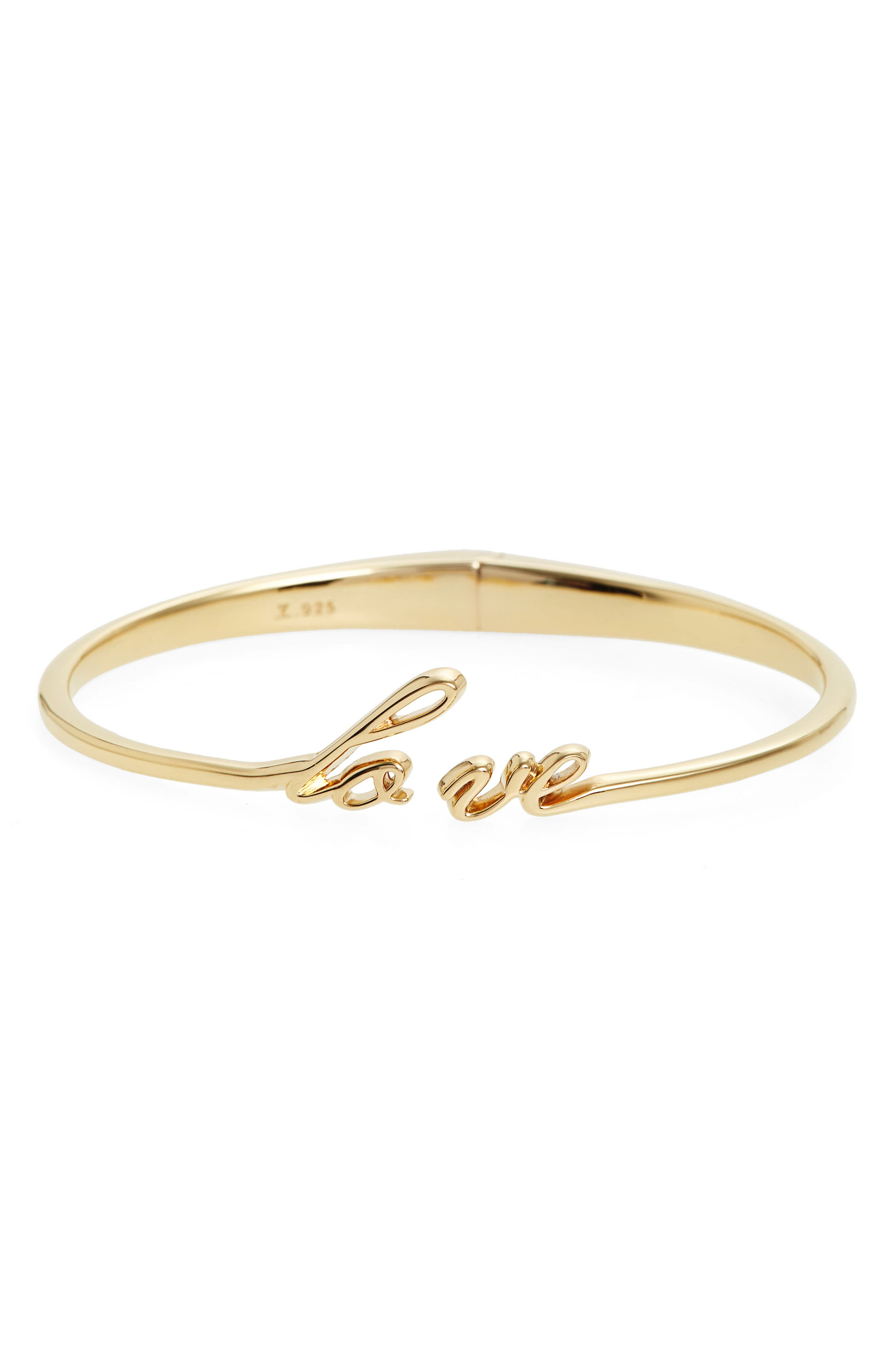 Judith Jack To Love by Love Hinge Bracelet