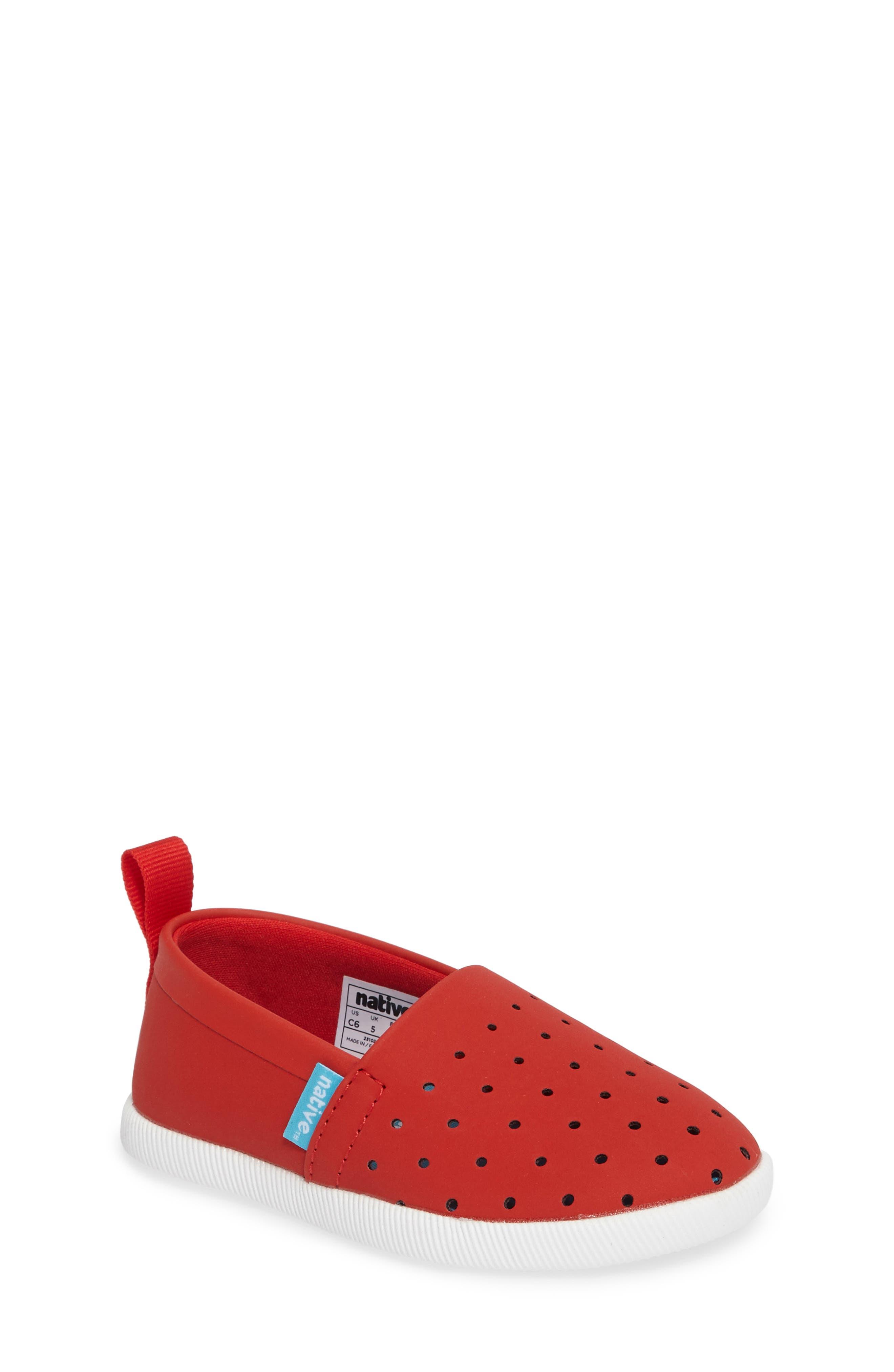 Native Shoes 'Venice' Slip-On (Baby, Walker, Toddler & Little Kid)