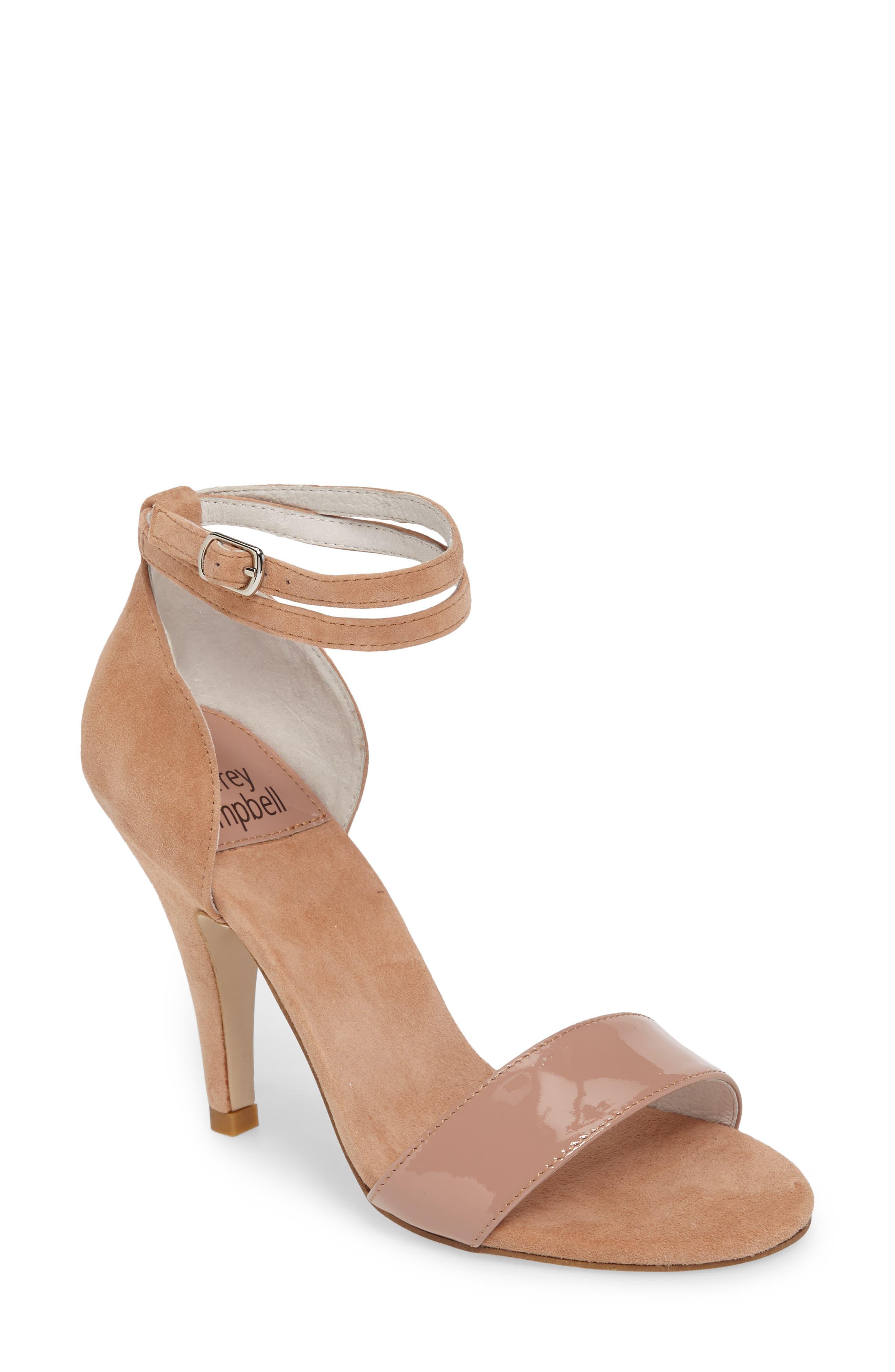 Alternate Image 1 Selected - Jeffrey Campbell Kristy Ankle Strap Sandal (Women)