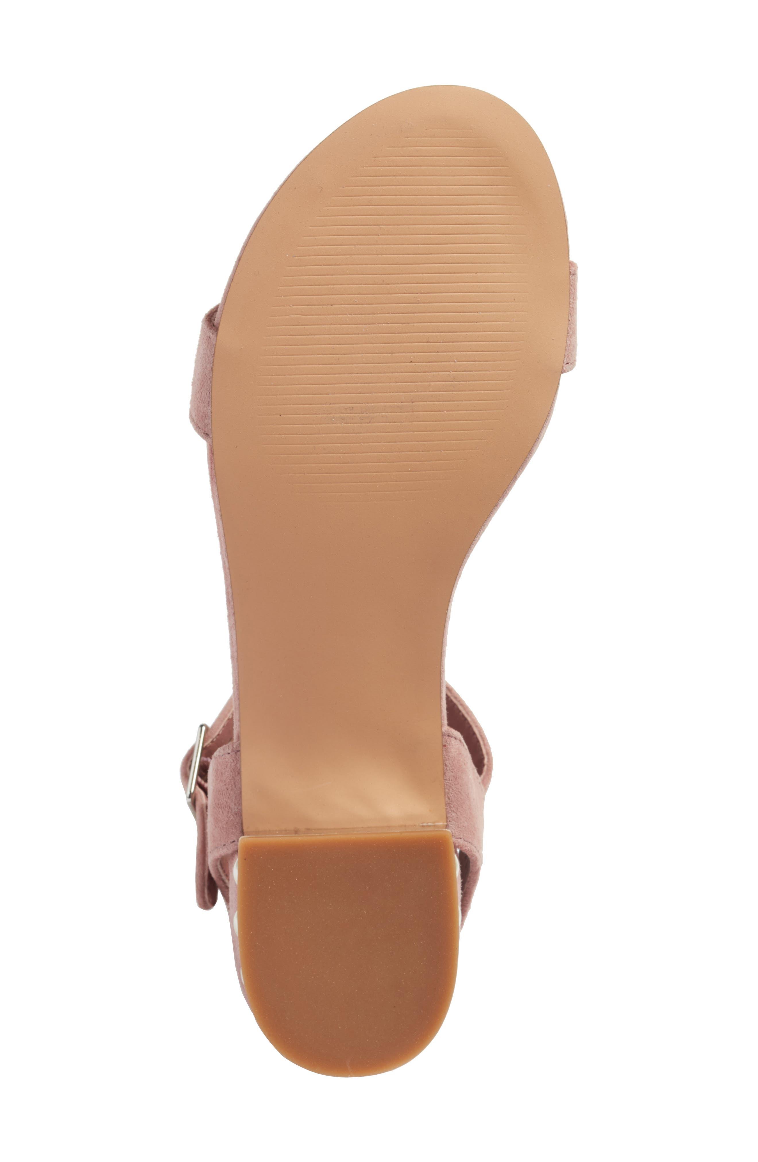 Alternate Image 6  - Steve Madden Embellished Sandal (Women)