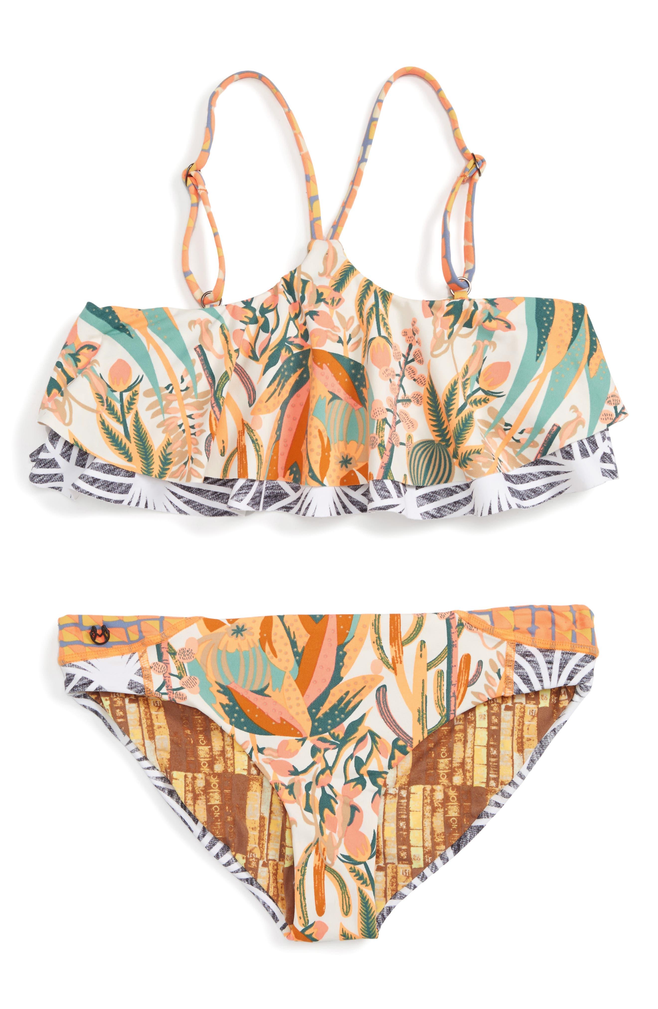Maaji Coconut Feel Two-Piece Swimsuit (Big Girls)