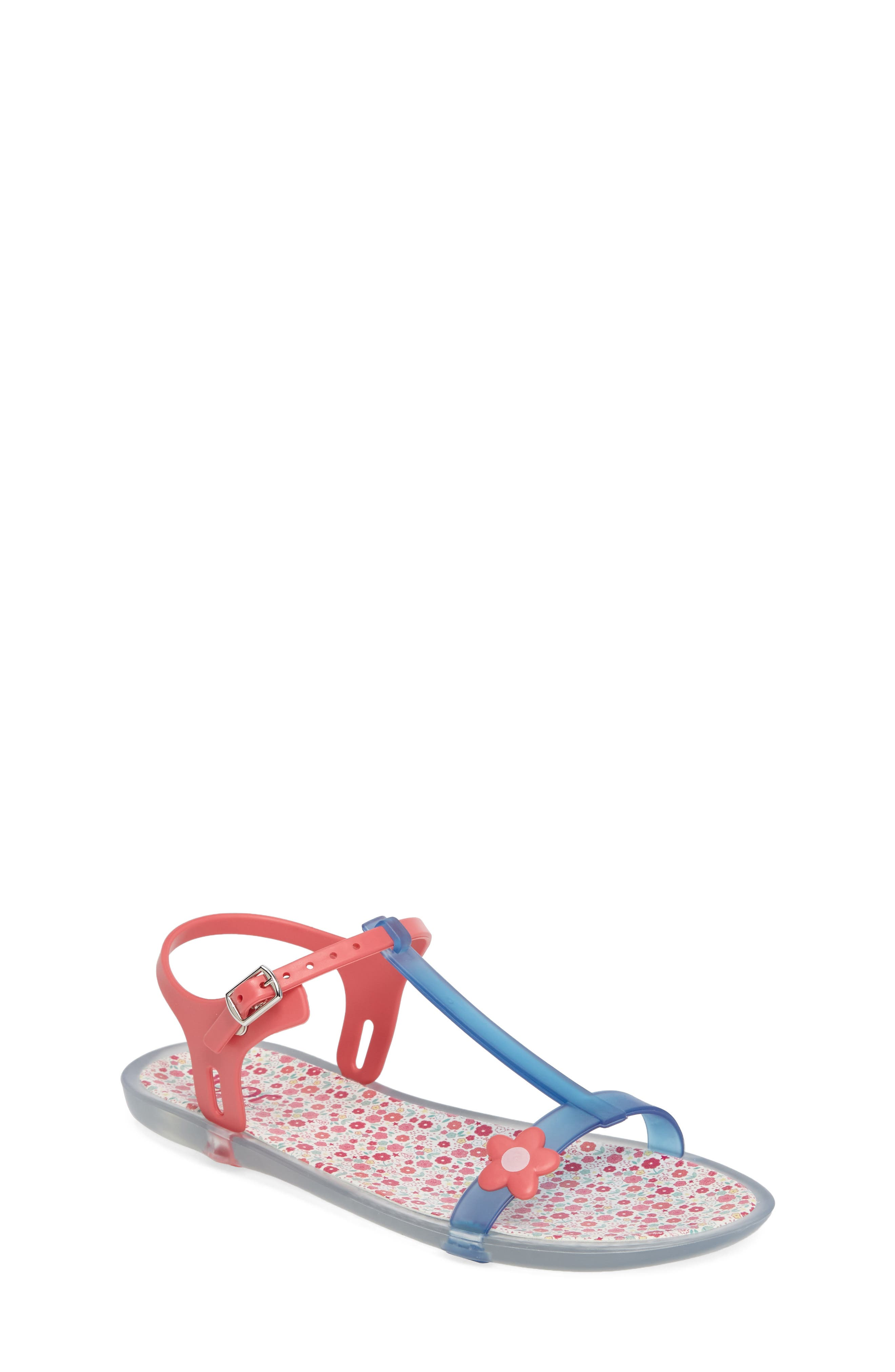 Igor Tricia Flores T-Strap Sandal (Toddler & Little Kid)