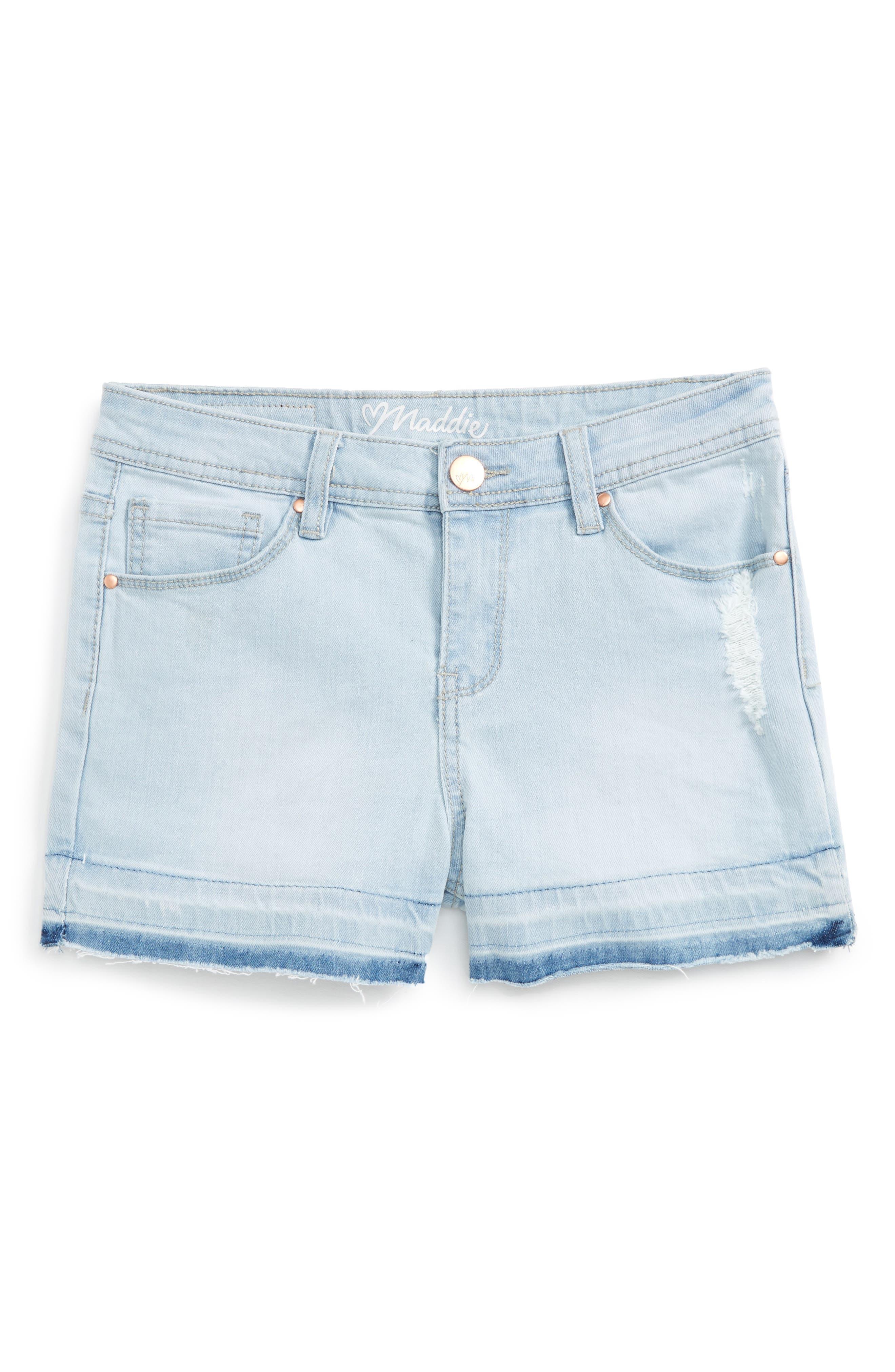 Maddie Released Hem Shorts (Big Girls)