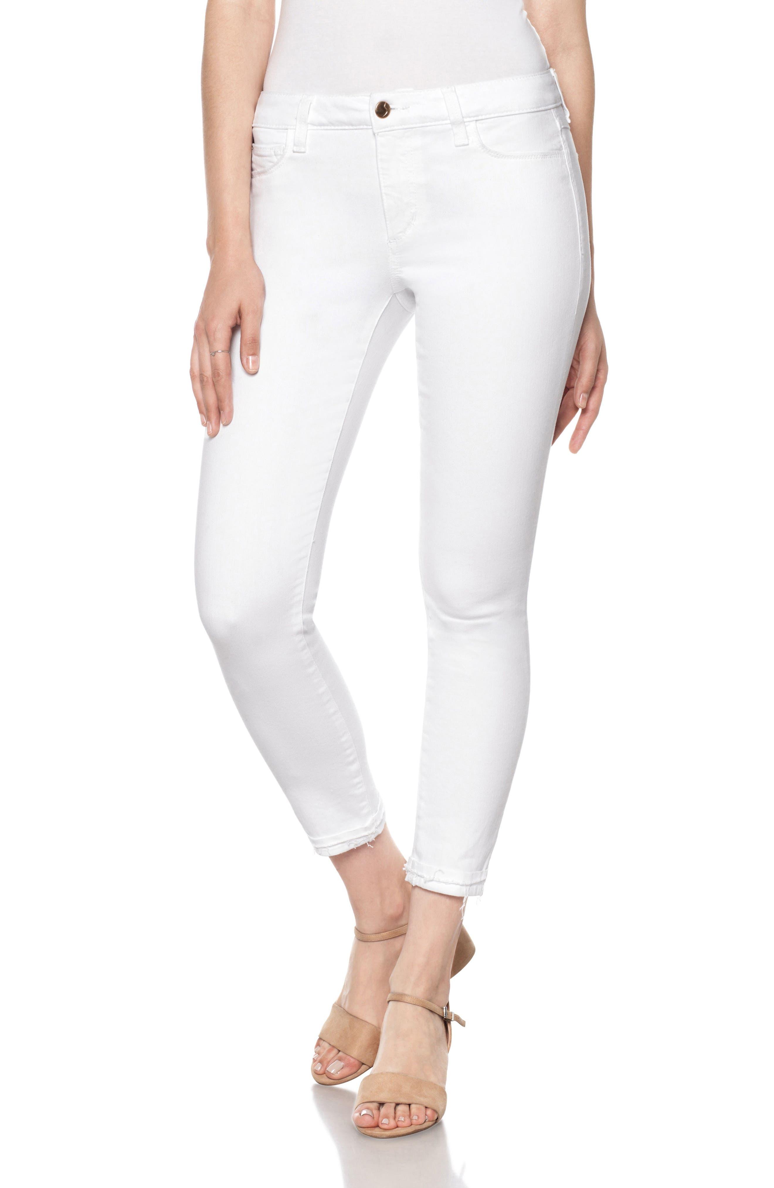 Joe's Markie Crop Skinny Jeans (Hennie)