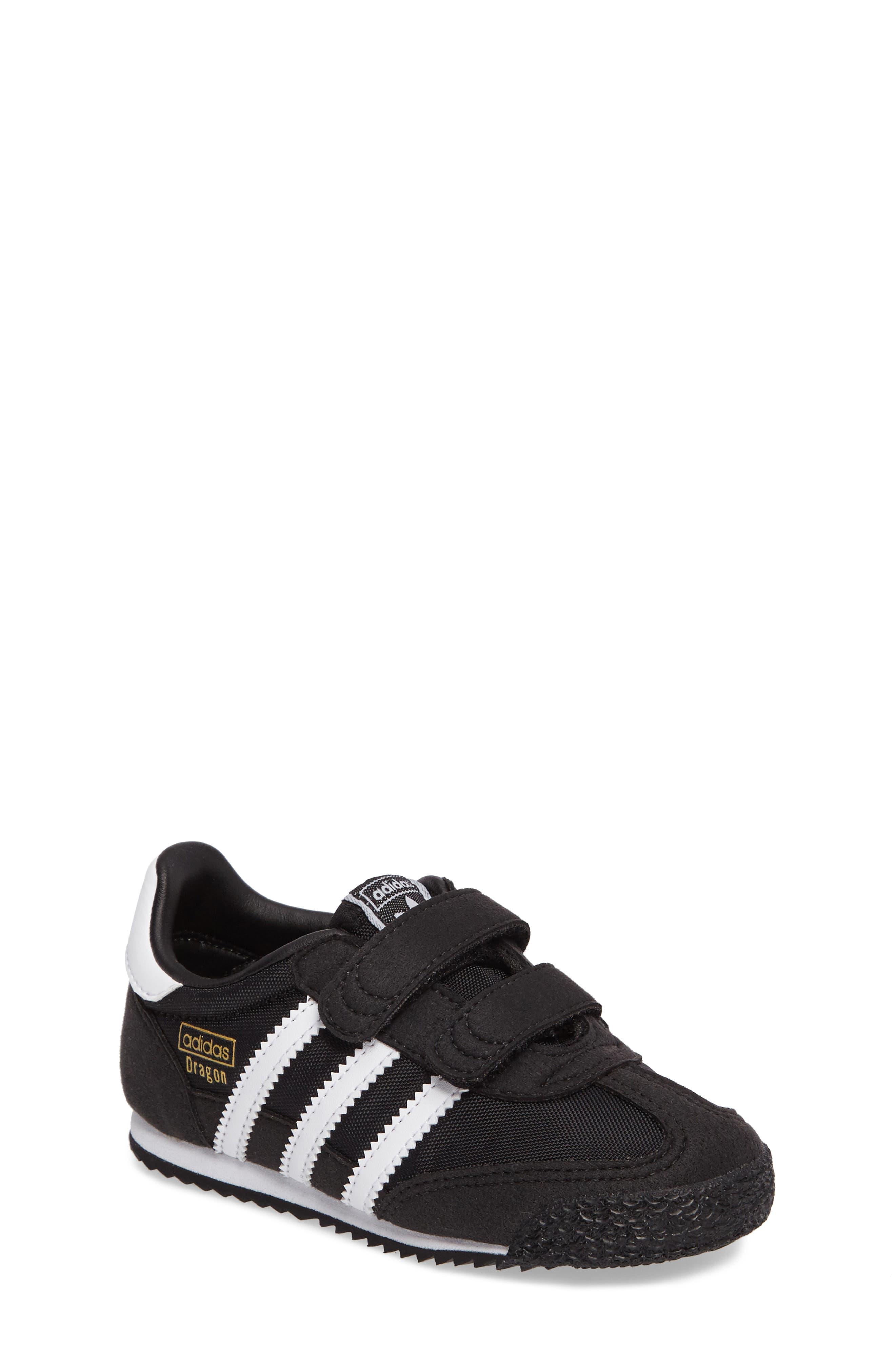 Alternate Image 1 Selected - adidas Dragon OG CF Athletic Shoe (Baby, Walker & Toddler)