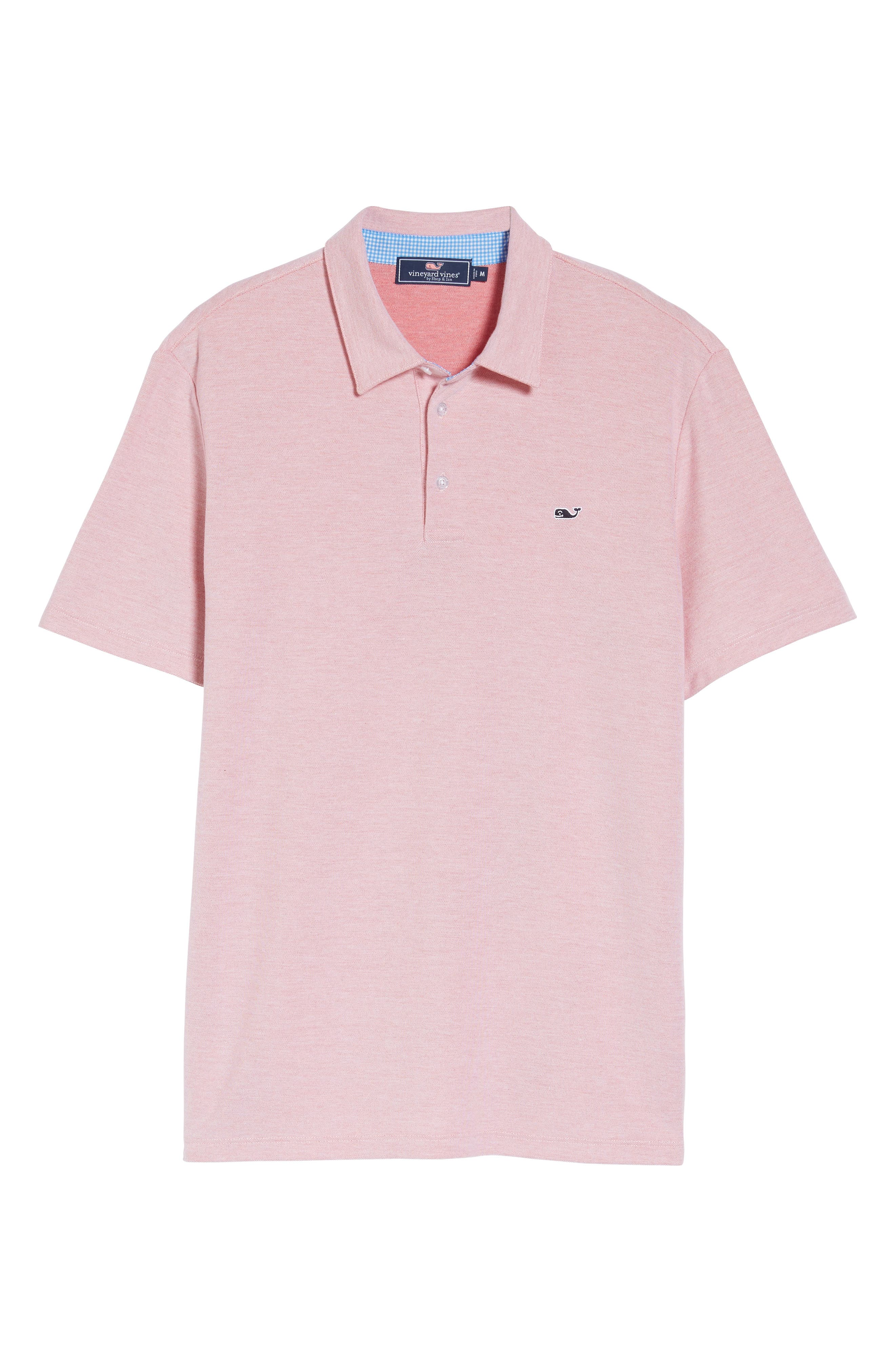 Alternate Image 6  - Vineyard Vines Piqué Polo