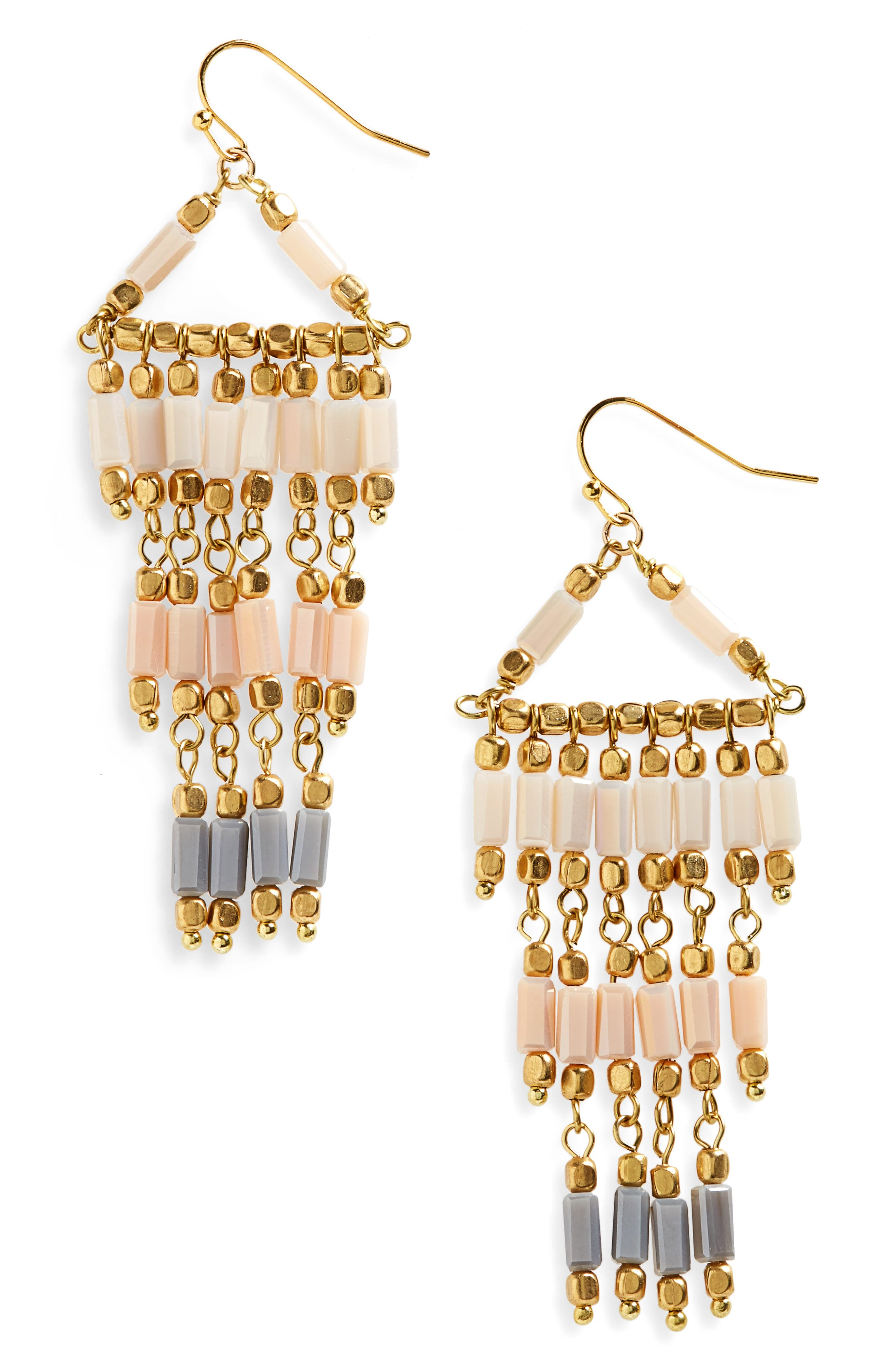 Panacea Beaded Earrings