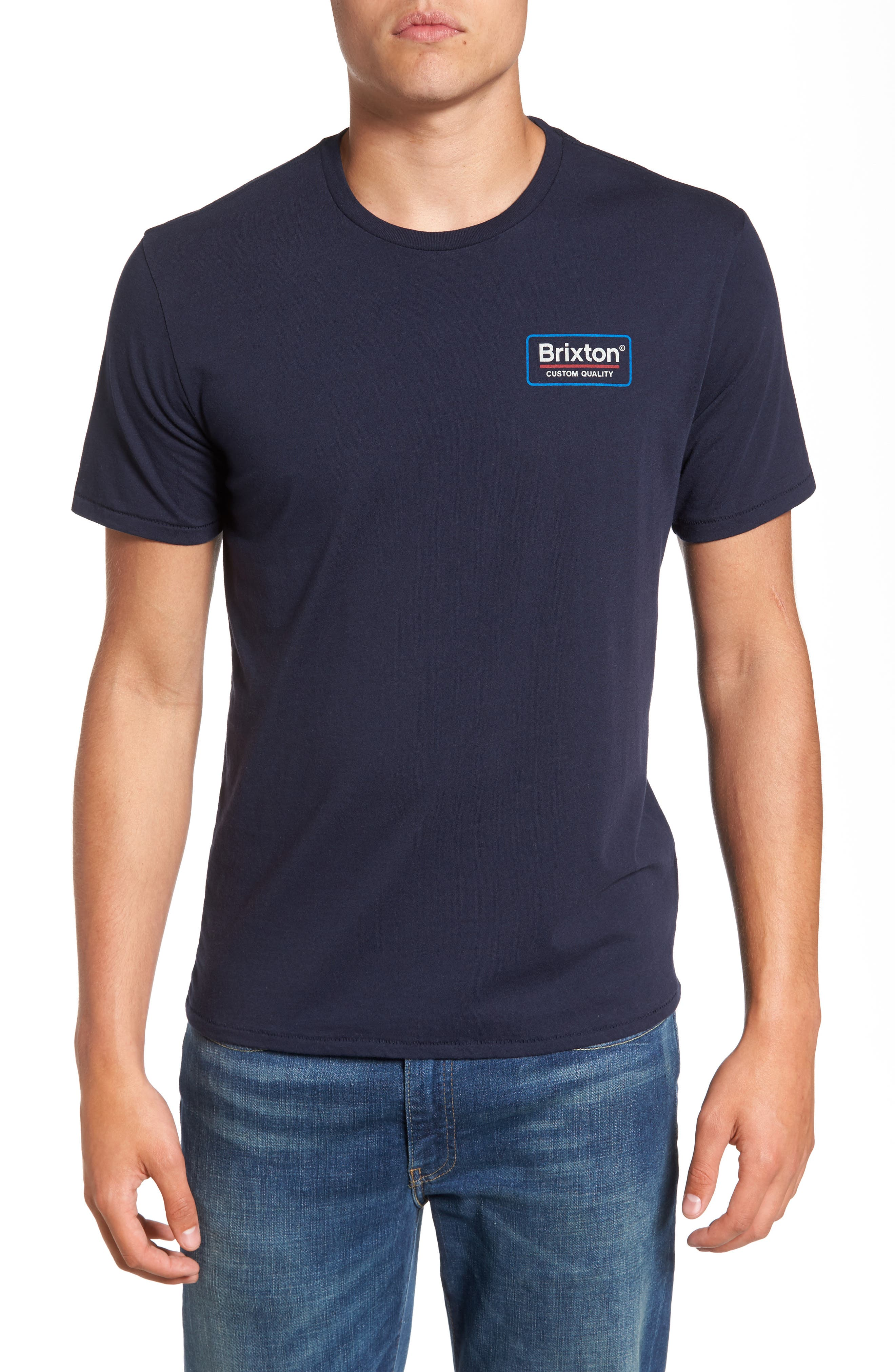 Brixton Palmer Graphic T-Shirt