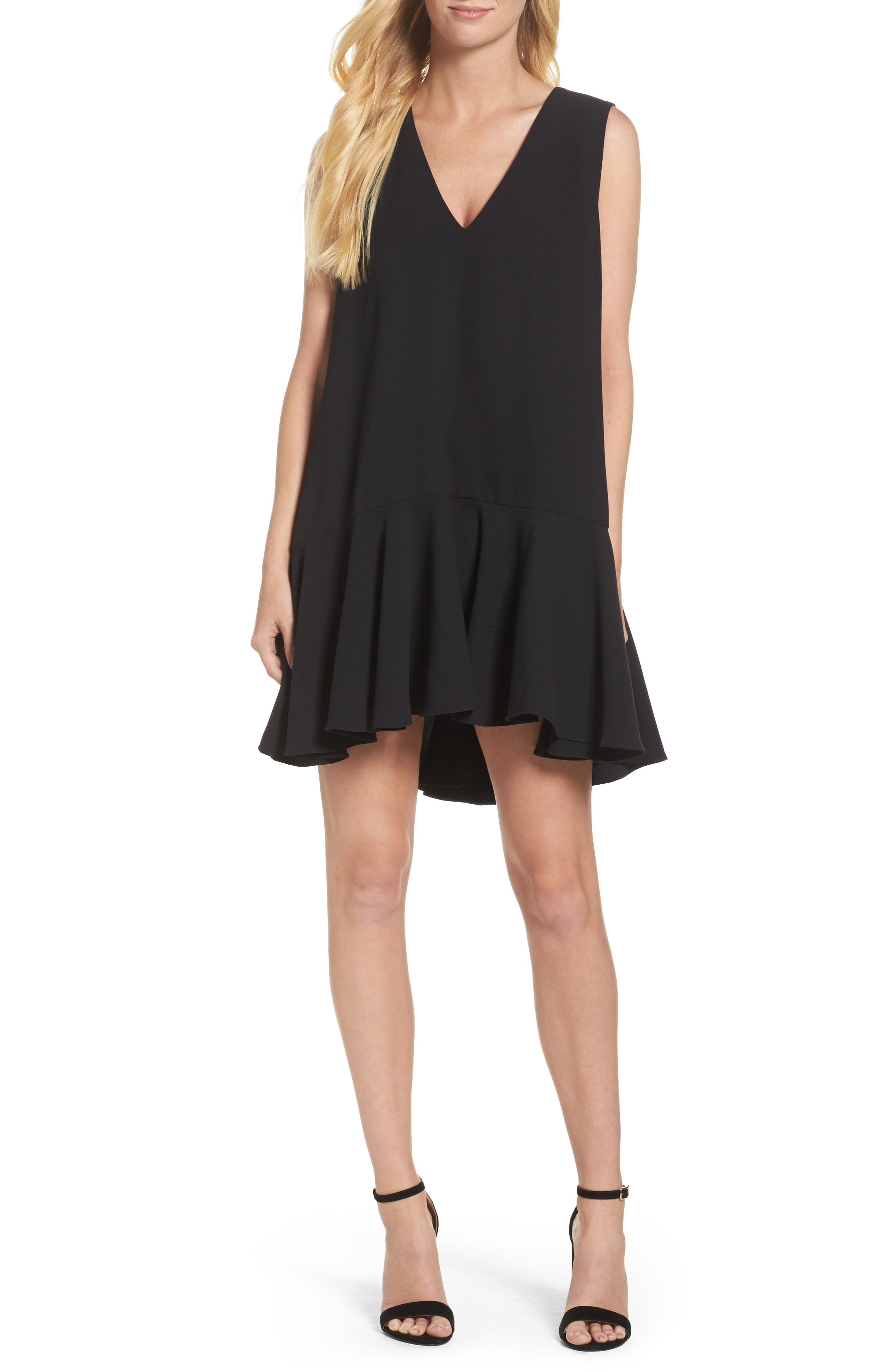 French Connection Aro Babydoll Dress
