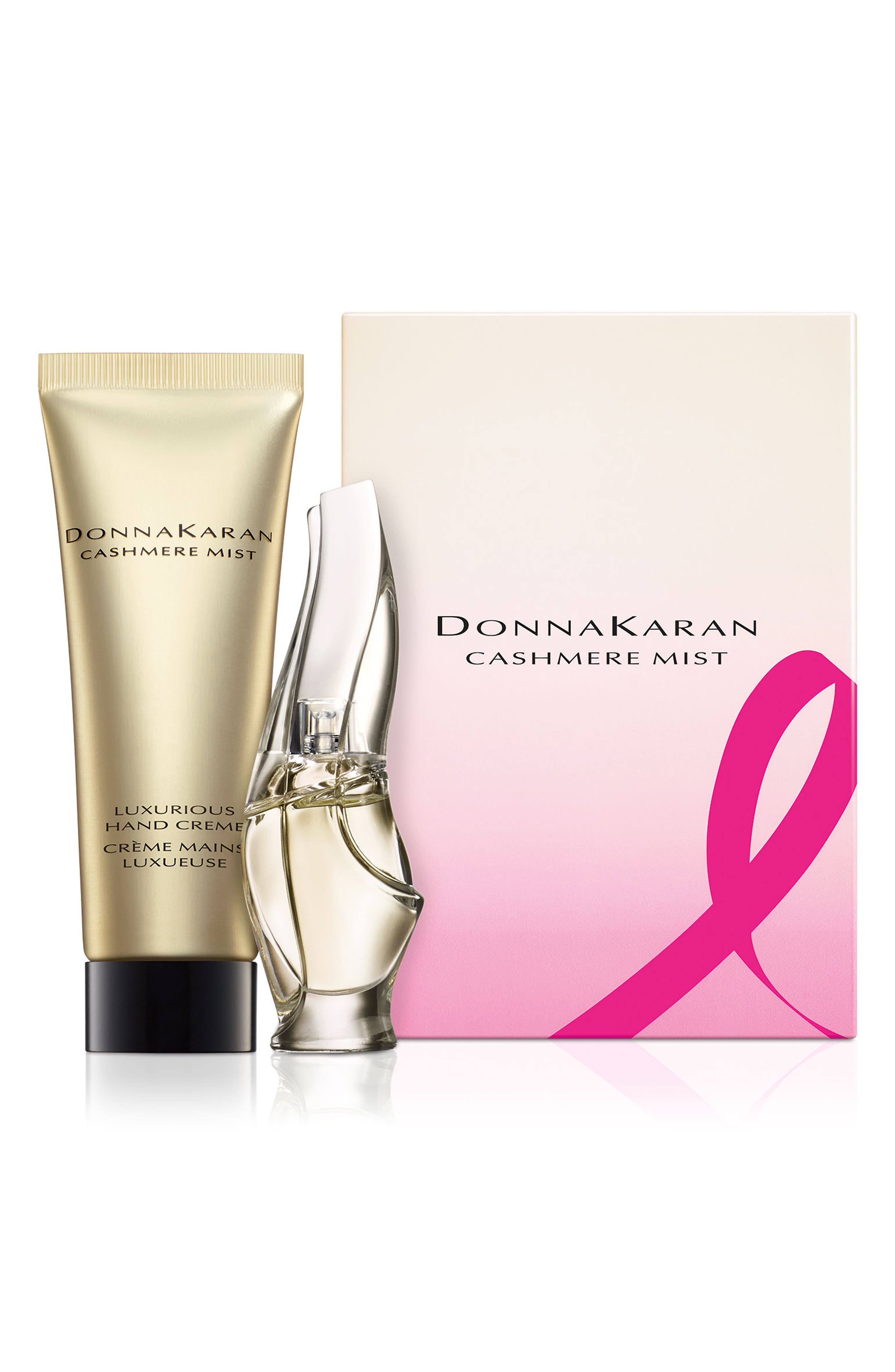 Donna Karan Cashmere Mist Breast Cancer Awareness Duo (Limited Edition)