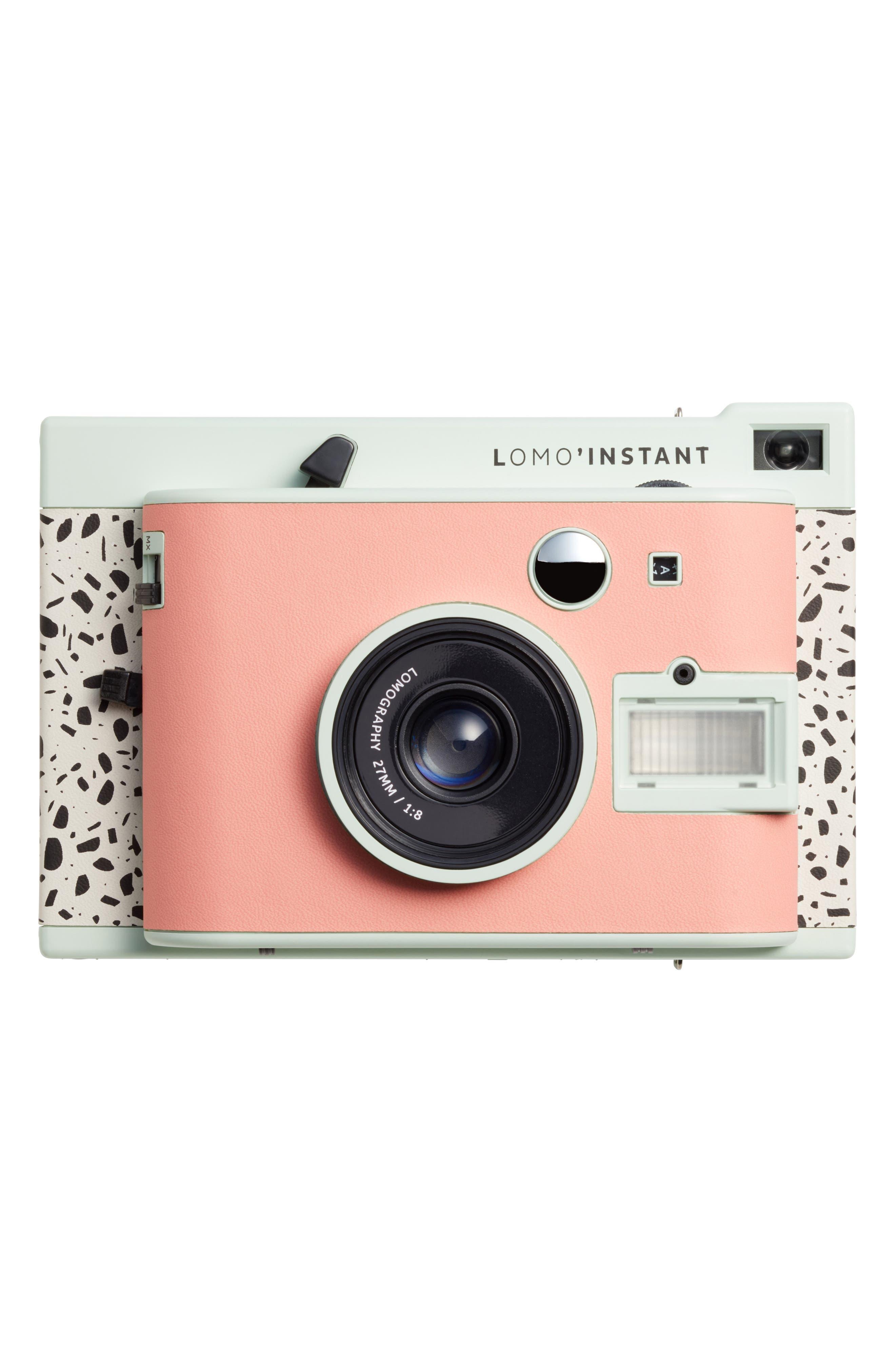 Lomography Lomo'Instant Milano Instant Camera & Lenses