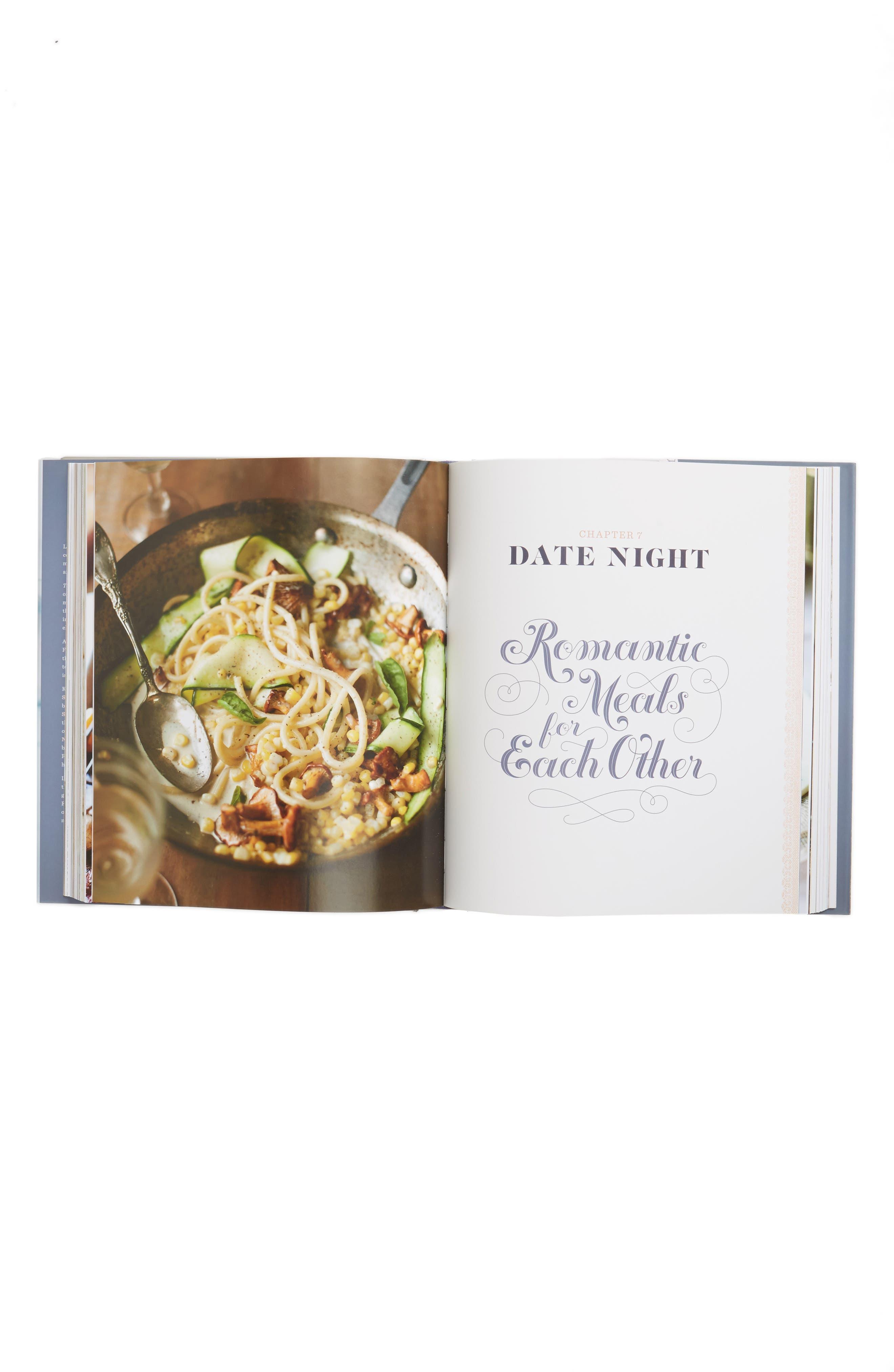 Alternate Image 2  - 'The Newlywed Cookbook'