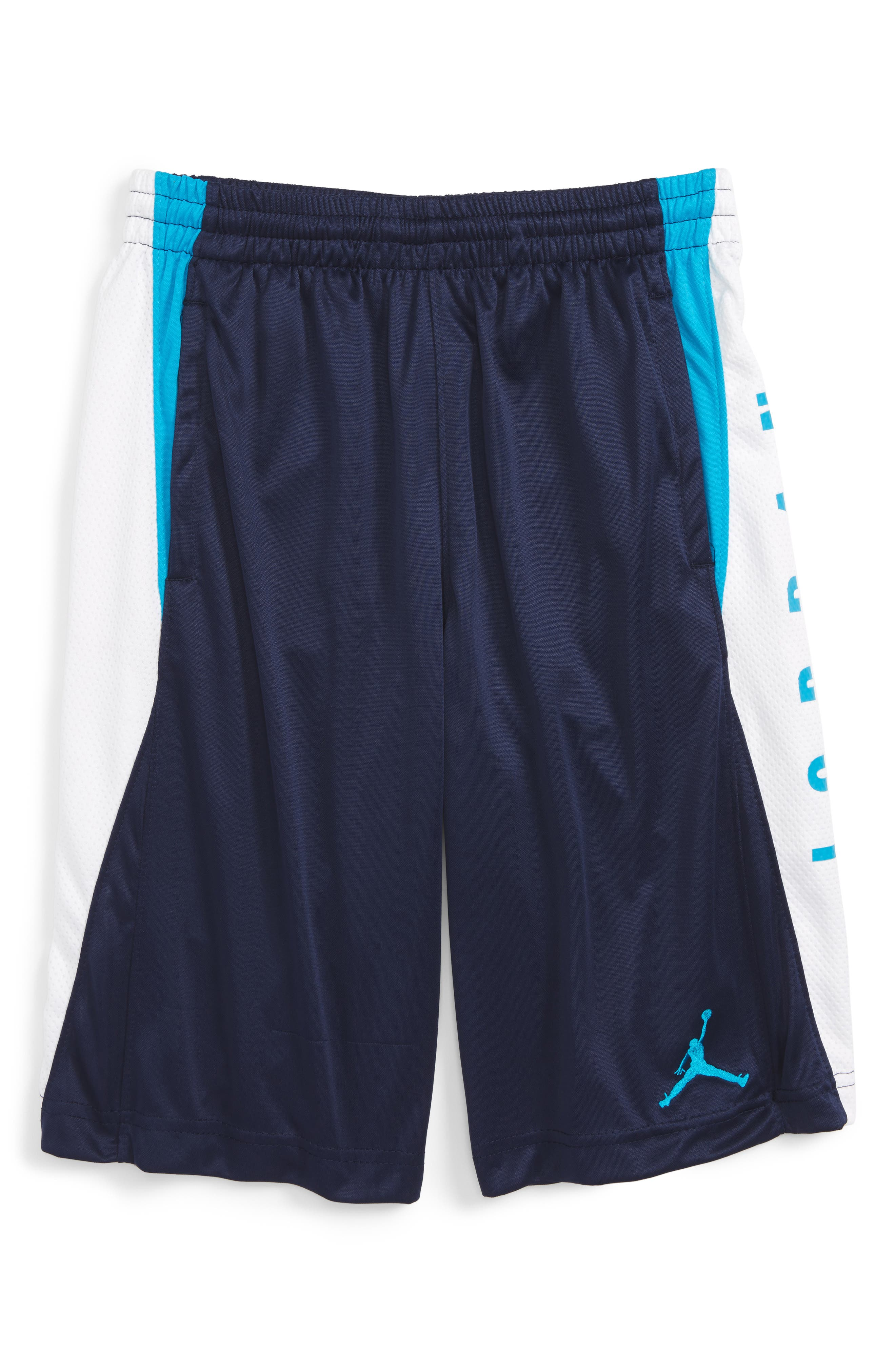 Jordan Basketball Shorts (Big Boys)