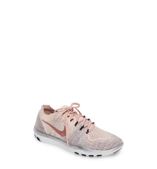 designer fashion eec5c c008e Main Image - Nike Free Focus Flyknit 2 Bionic Training Shoe (Women) ...